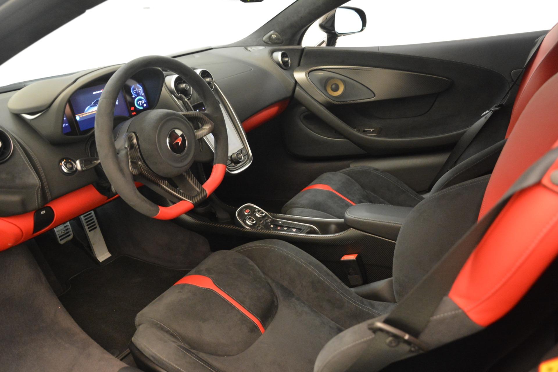 Used 2016 McLaren 570S Coupe For Sale In Westport, CT 3268_p14