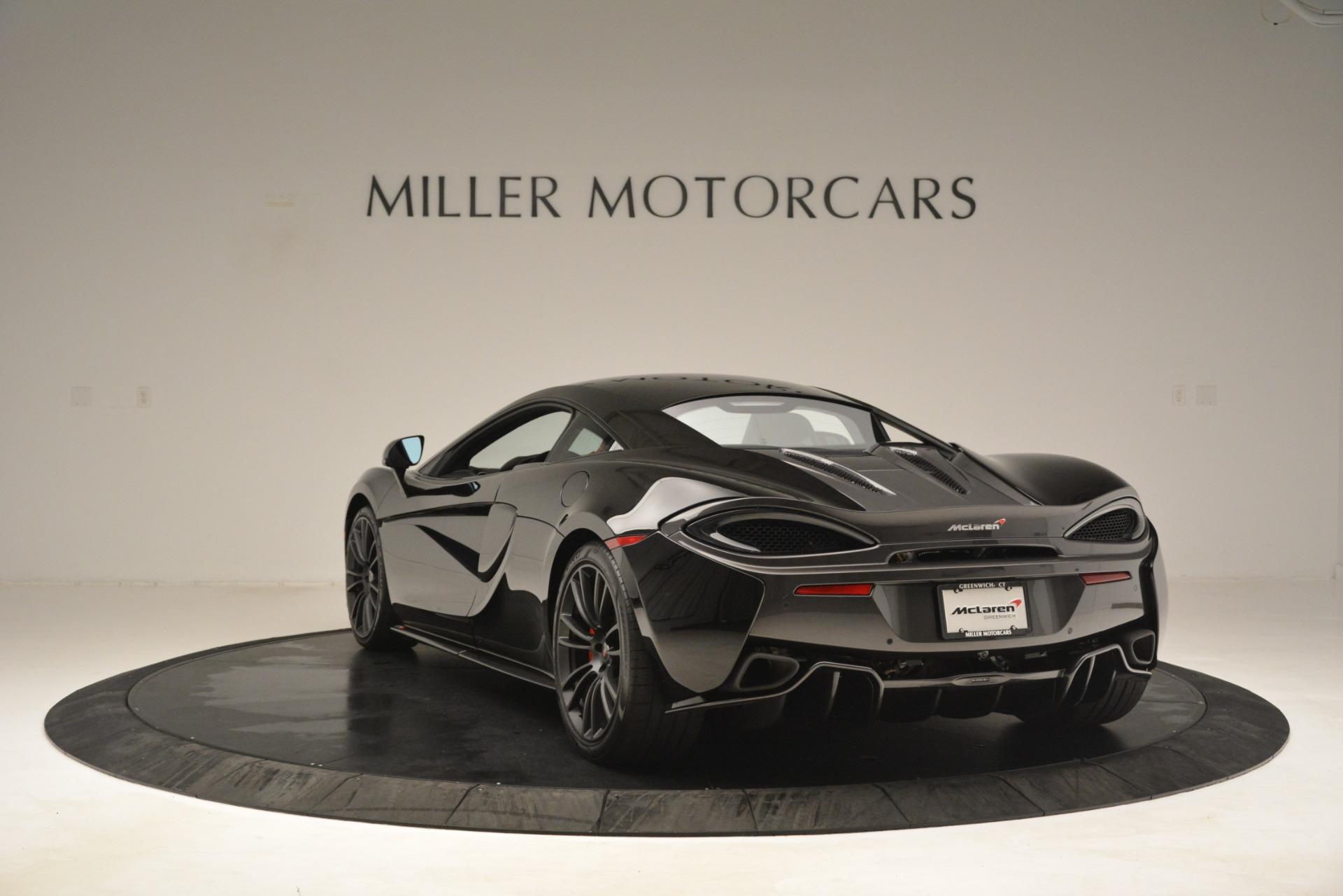 Used 2016 McLaren 570S Coupe For Sale In Westport, CT 3268_p4