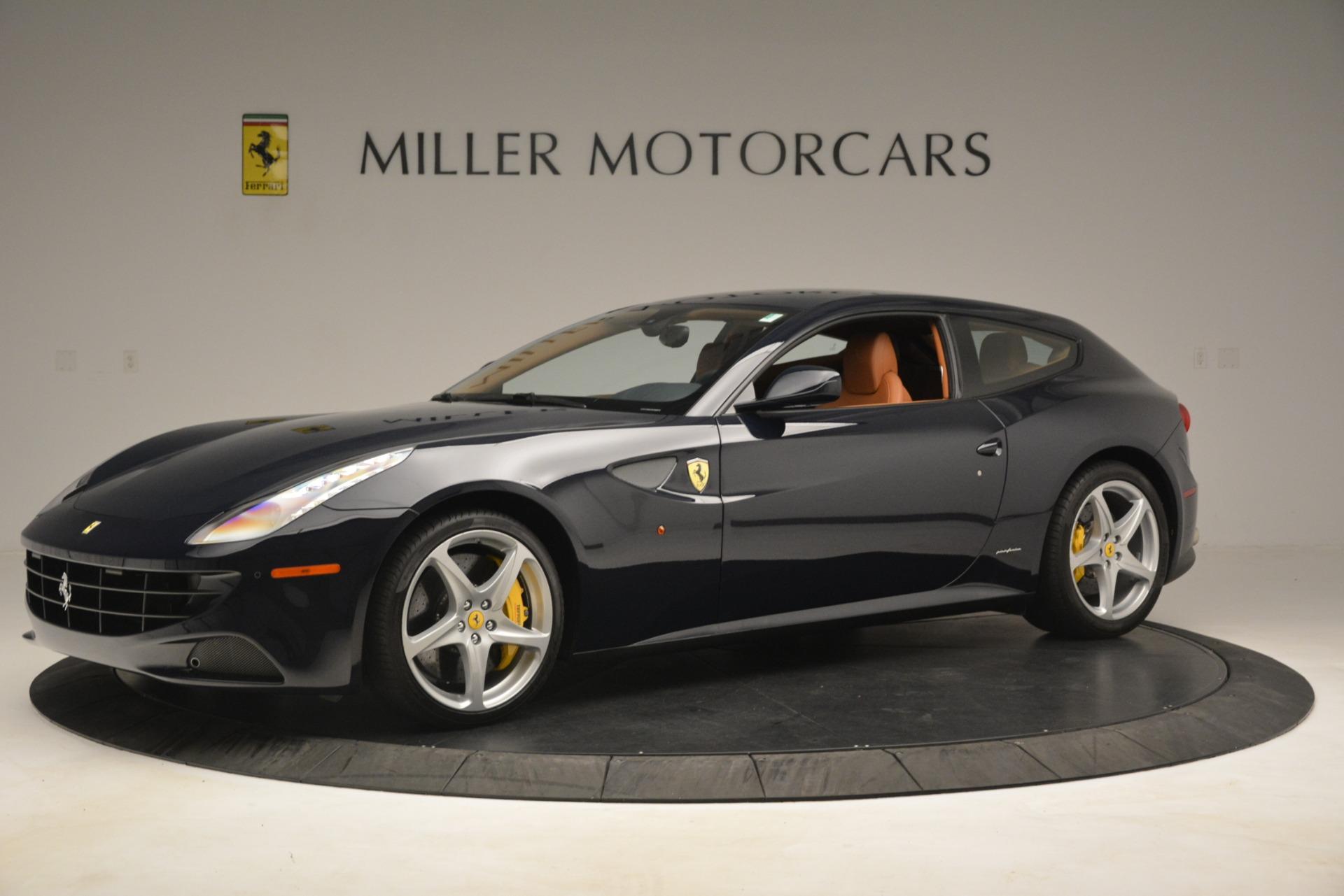 Used 2013 Ferrari FF  For Sale In Westport, CT 3269_p2