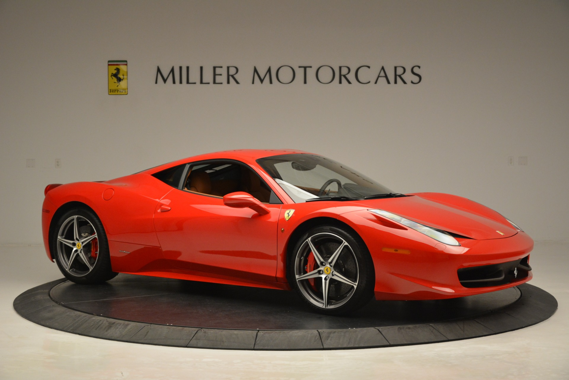 Used 2014 Ferrari 458 Italia  For Sale In Westport, CT 3271_p10