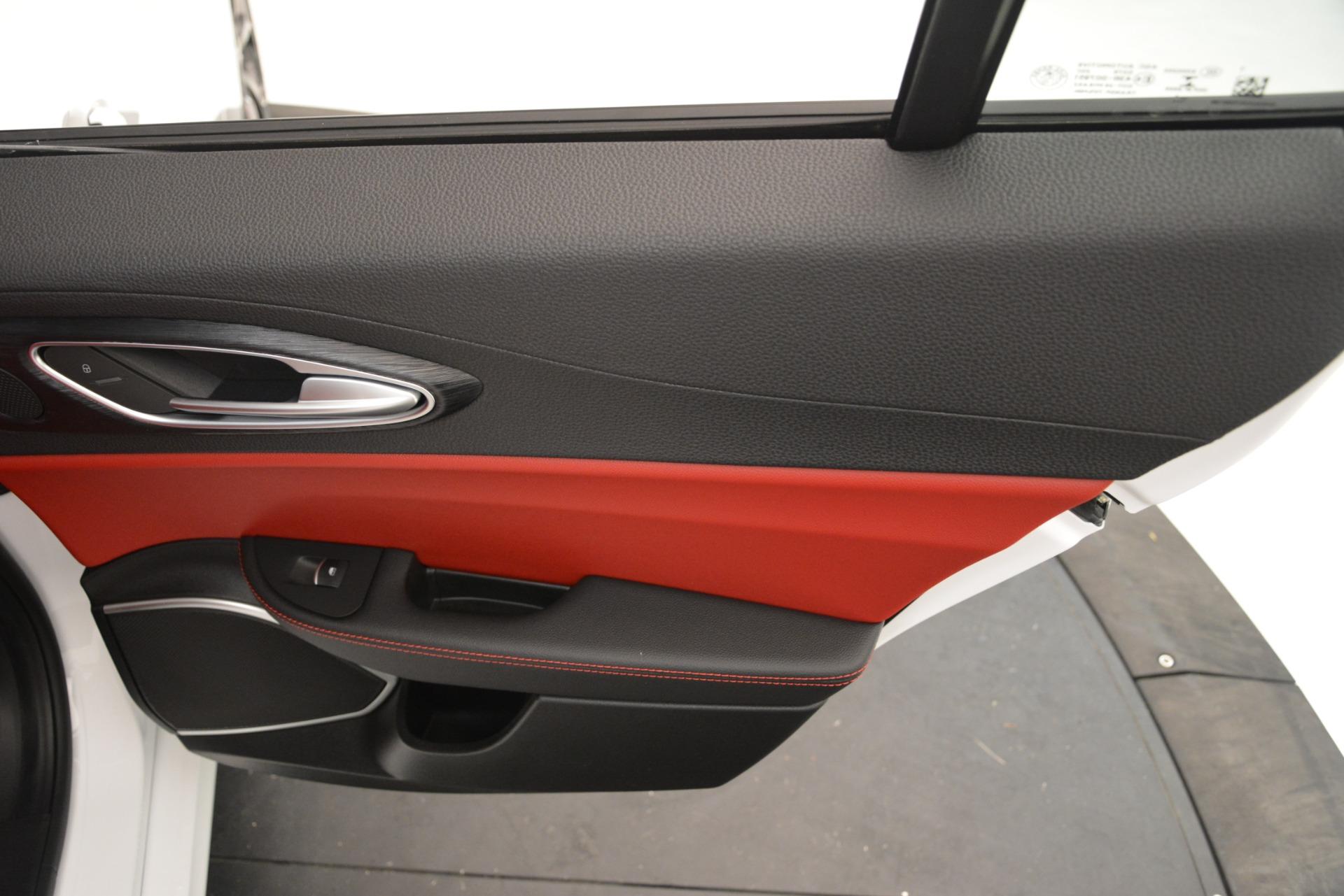 New 2019 Alfa Romeo Giulia Q4 For Sale In Westport, CT 3273_p29