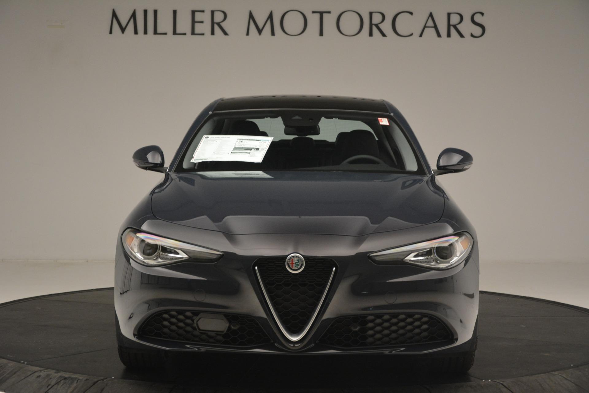 New 2019 Alfa Romeo Giulia Q4 For Sale In Westport, CT 3274_p12