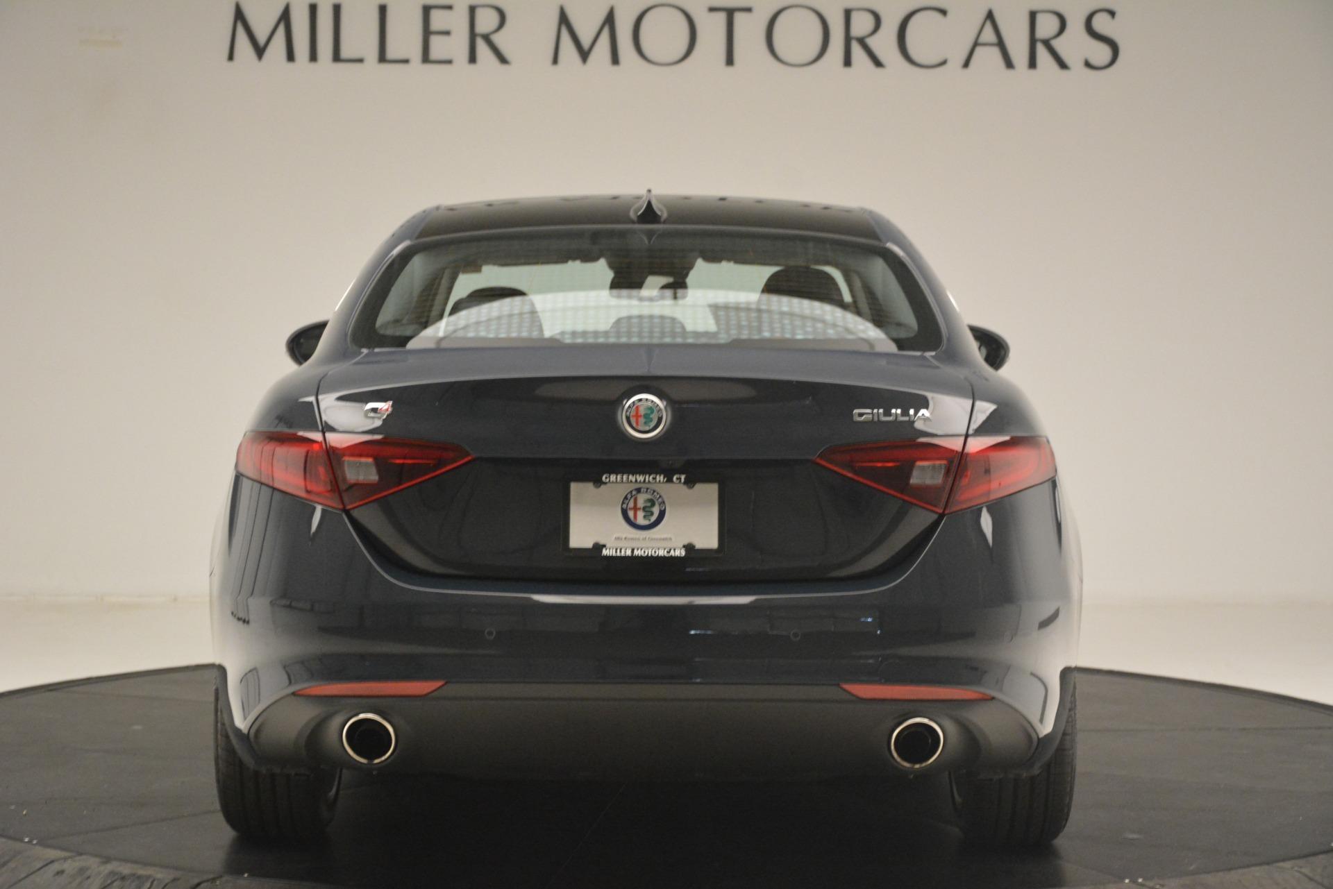 New 2019 Alfa Romeo Giulia Q4 For Sale In Westport, CT 3274_p6