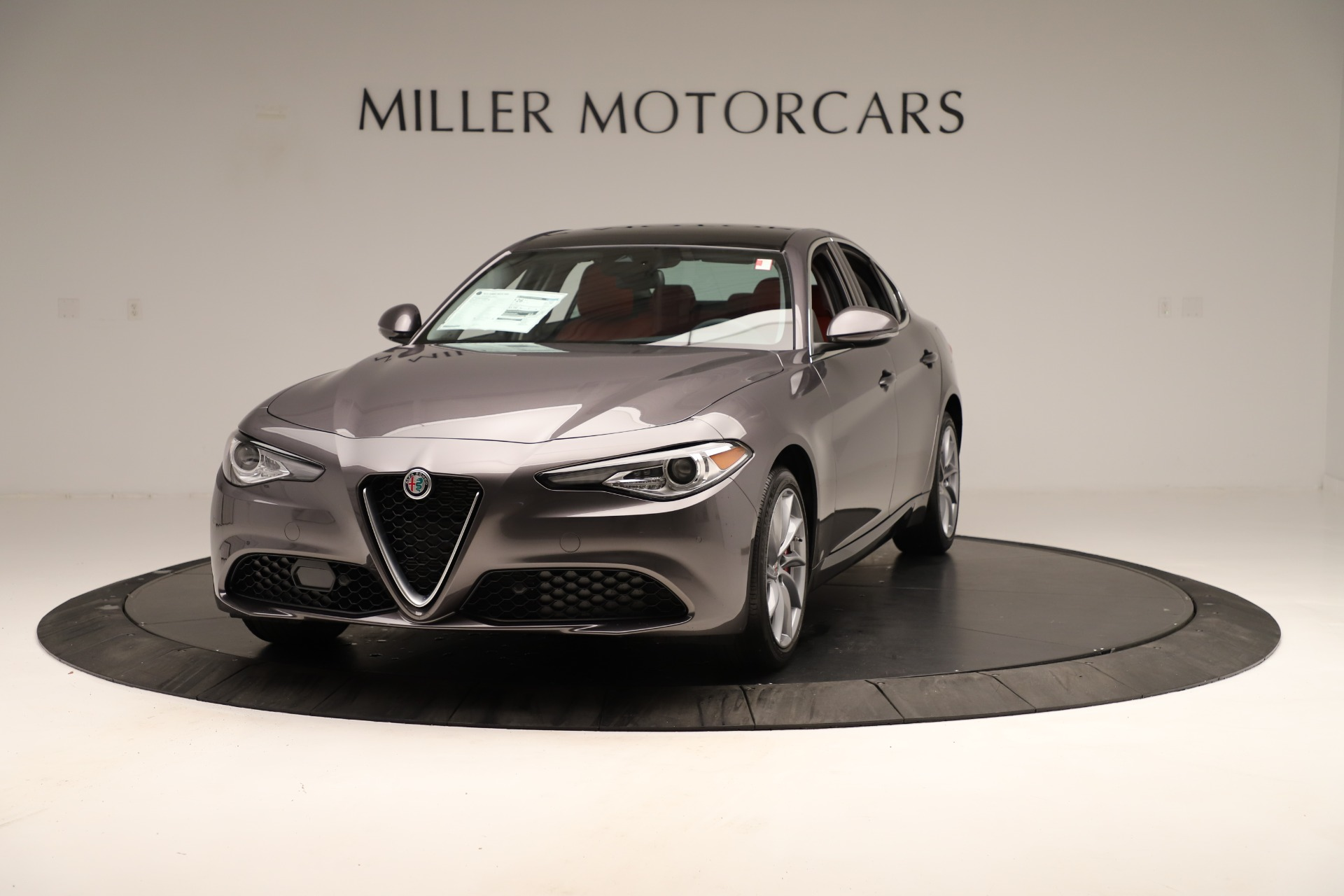 New 2019 Alfa Romeo Giulia Q4 For Sale In Westport, CT