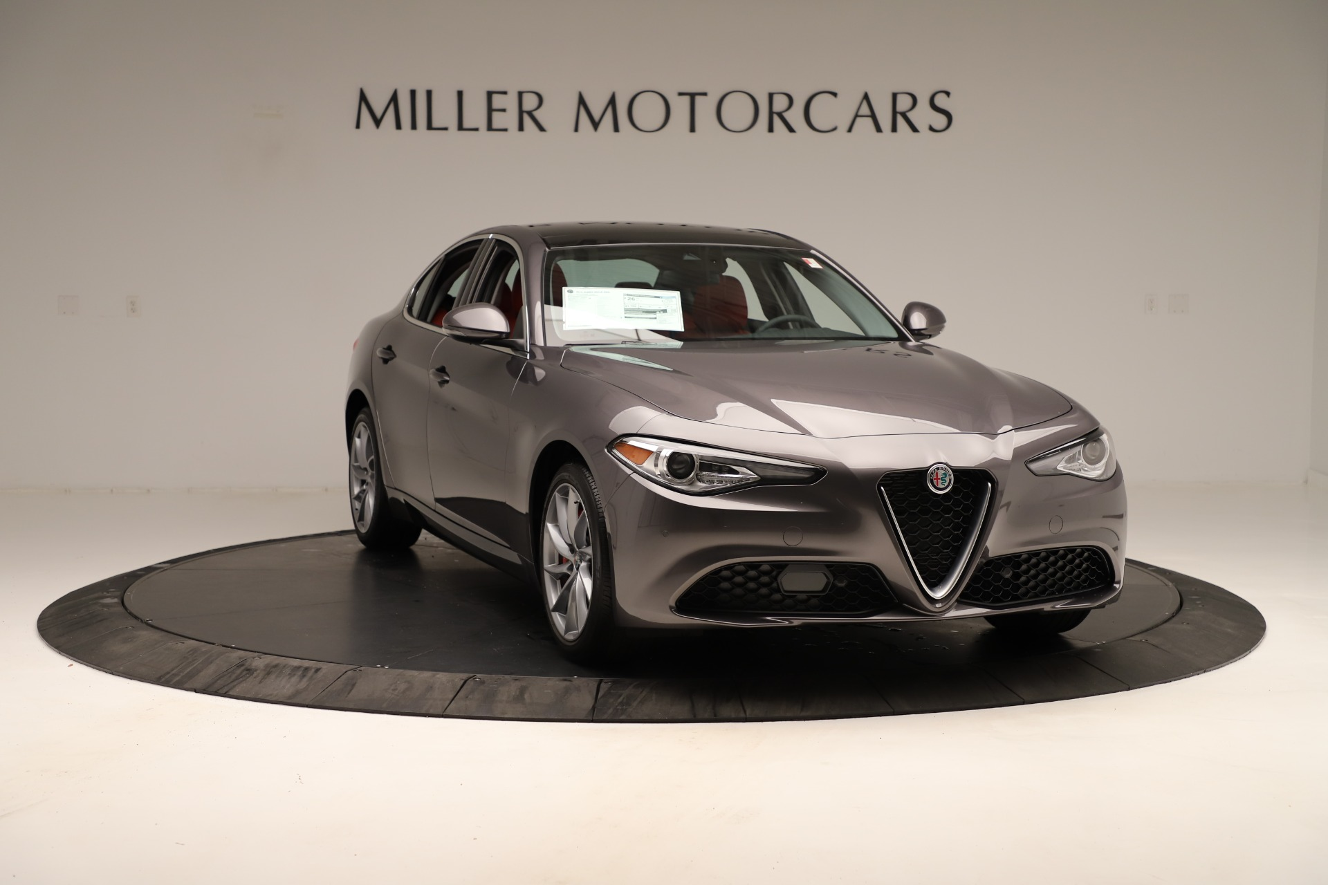New 2019 Alfa Romeo Giulia Q4 For Sale In Westport, CT 3275_p12