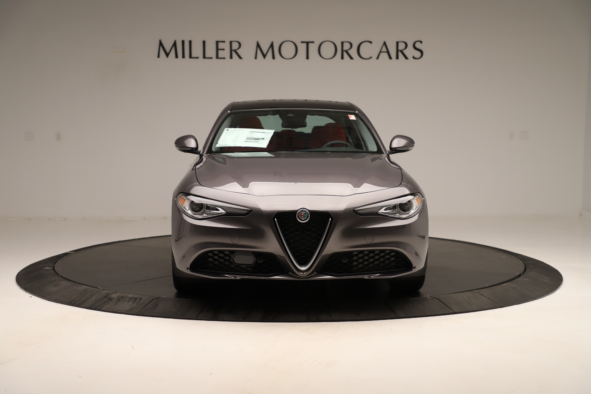 New 2019 Alfa Romeo Giulia Q4 For Sale In Westport, CT 3275_p13