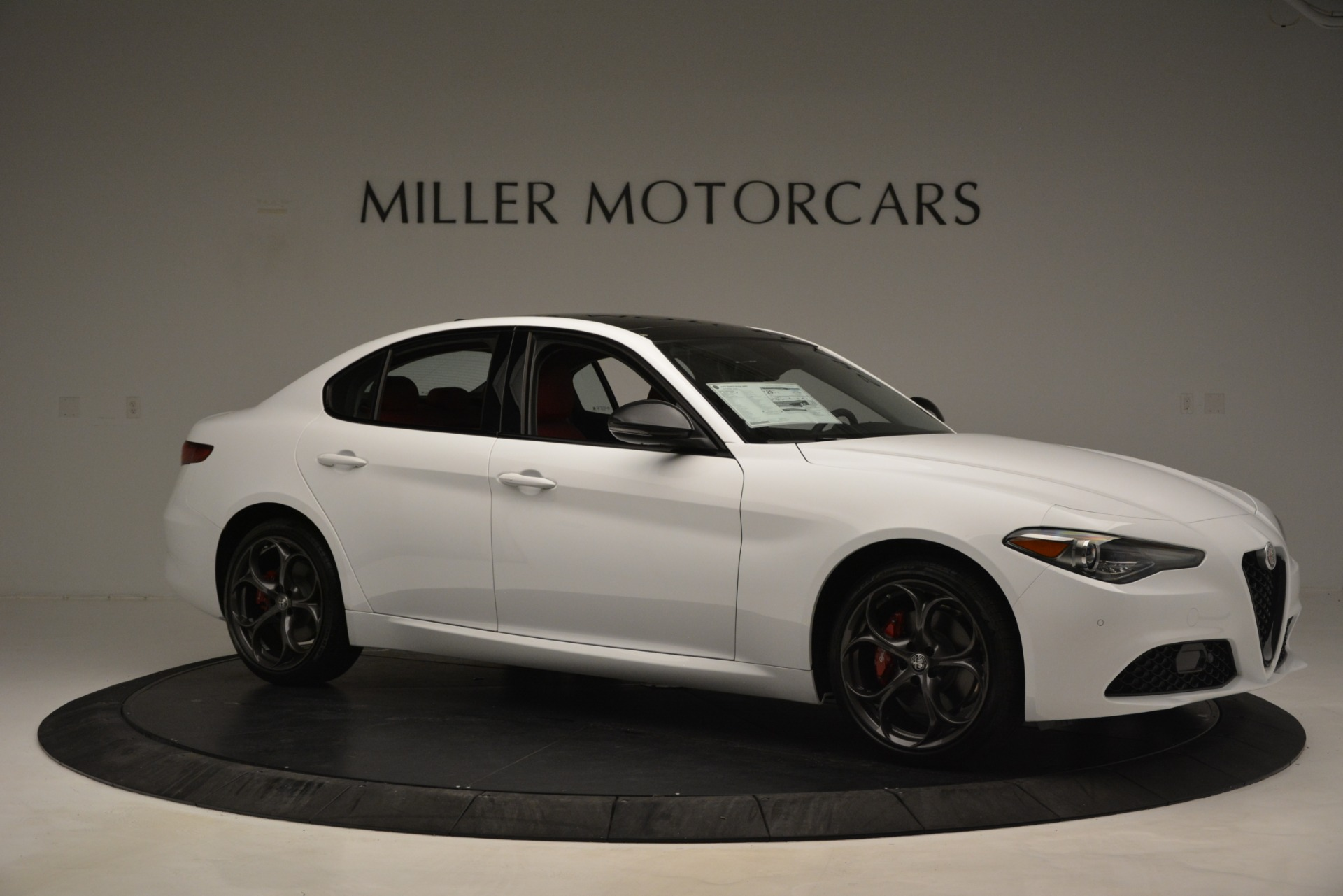 New 2019 Alfa Romeo Giulia Q4 For Sale In Westport, CT 3279_p10