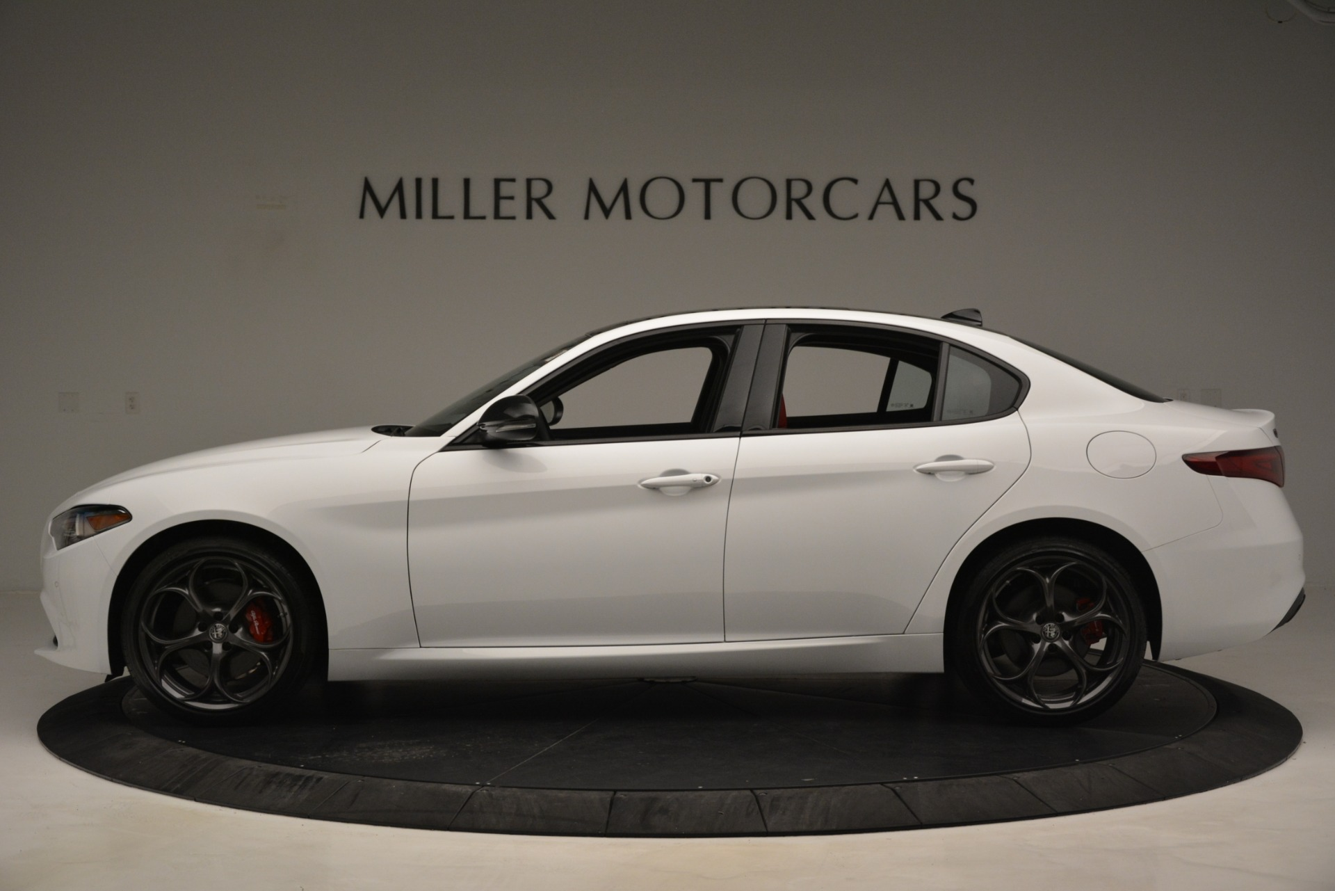 New 2019 Alfa Romeo Giulia Q4 For Sale In Westport, CT 3279_p3