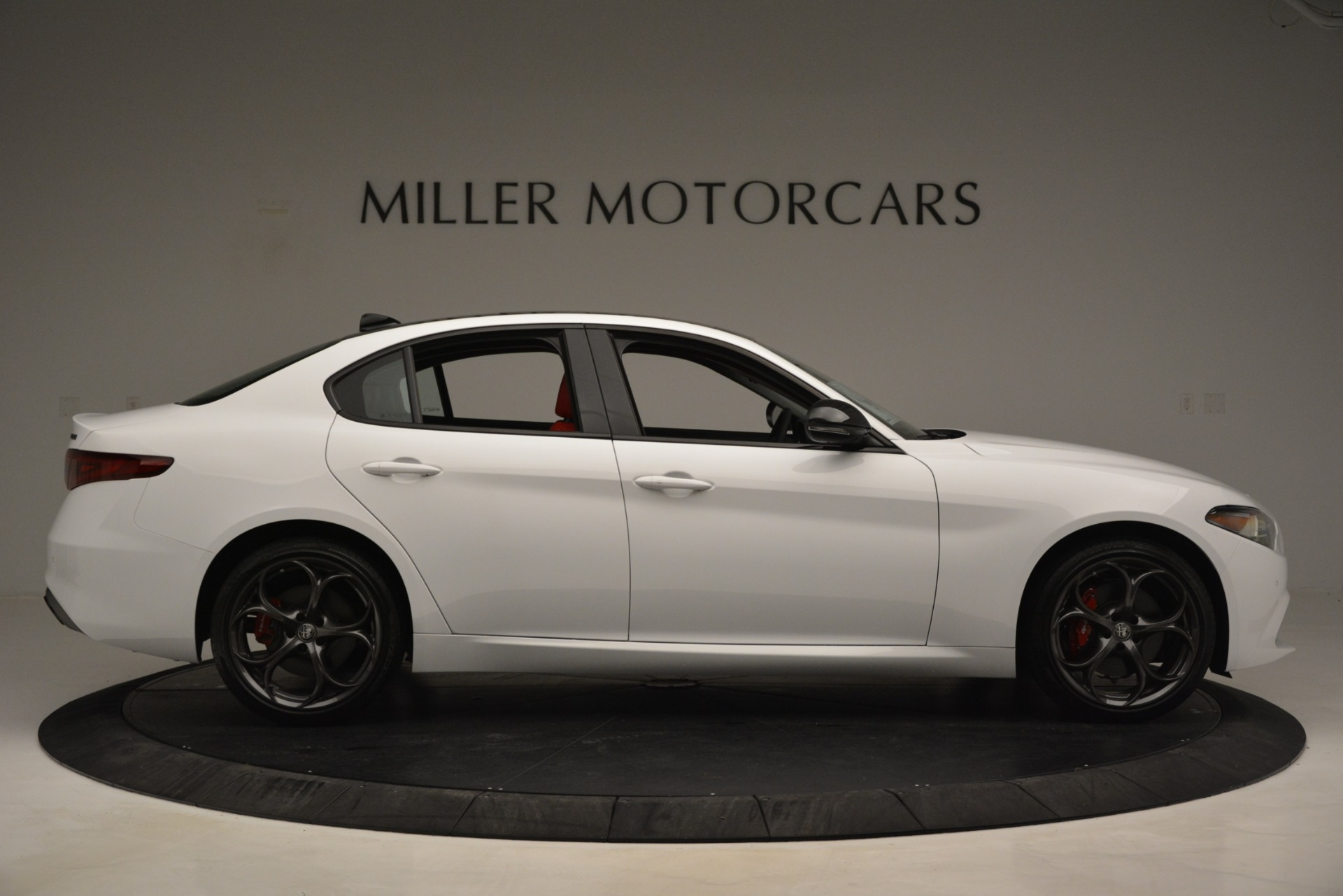New 2019 Alfa Romeo Giulia Q4 For Sale In Westport, CT 3279_p9