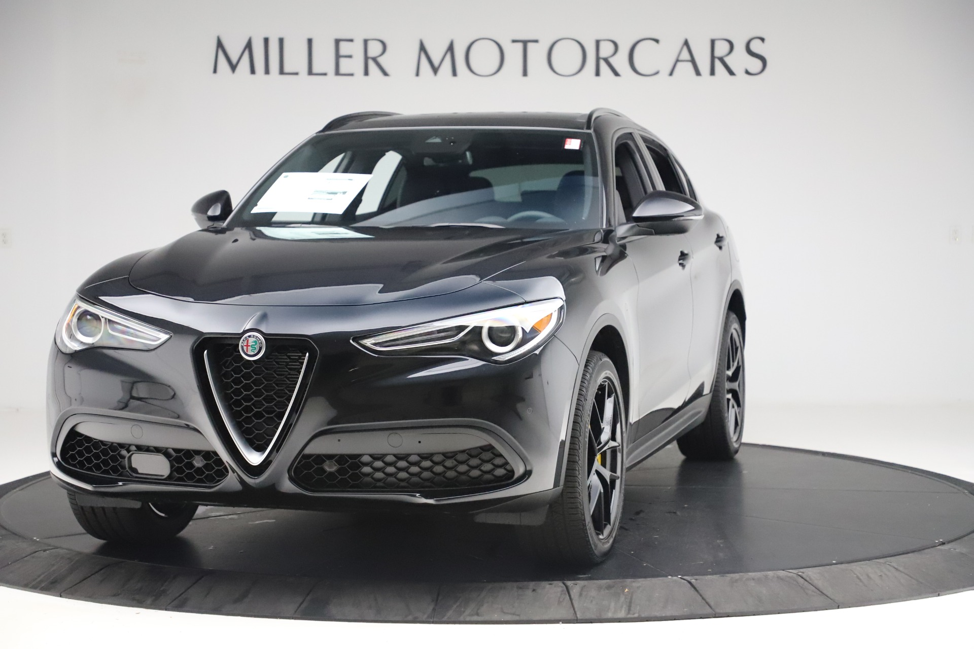 New 2019 Alfa Romeo Stelvio Ti Sport Q4 For Sale In Westport, CT