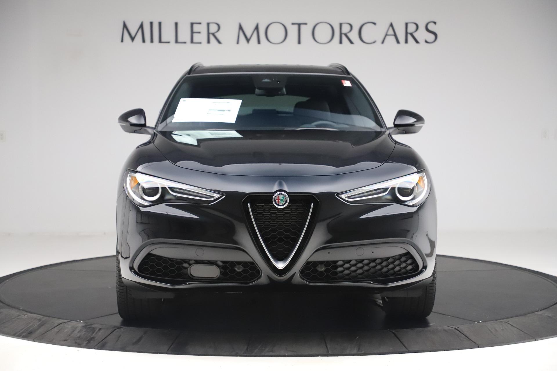 New 2019 Alfa Romeo Stelvio Ti Sport Q4 For Sale In Westport, CT 3283_p12
