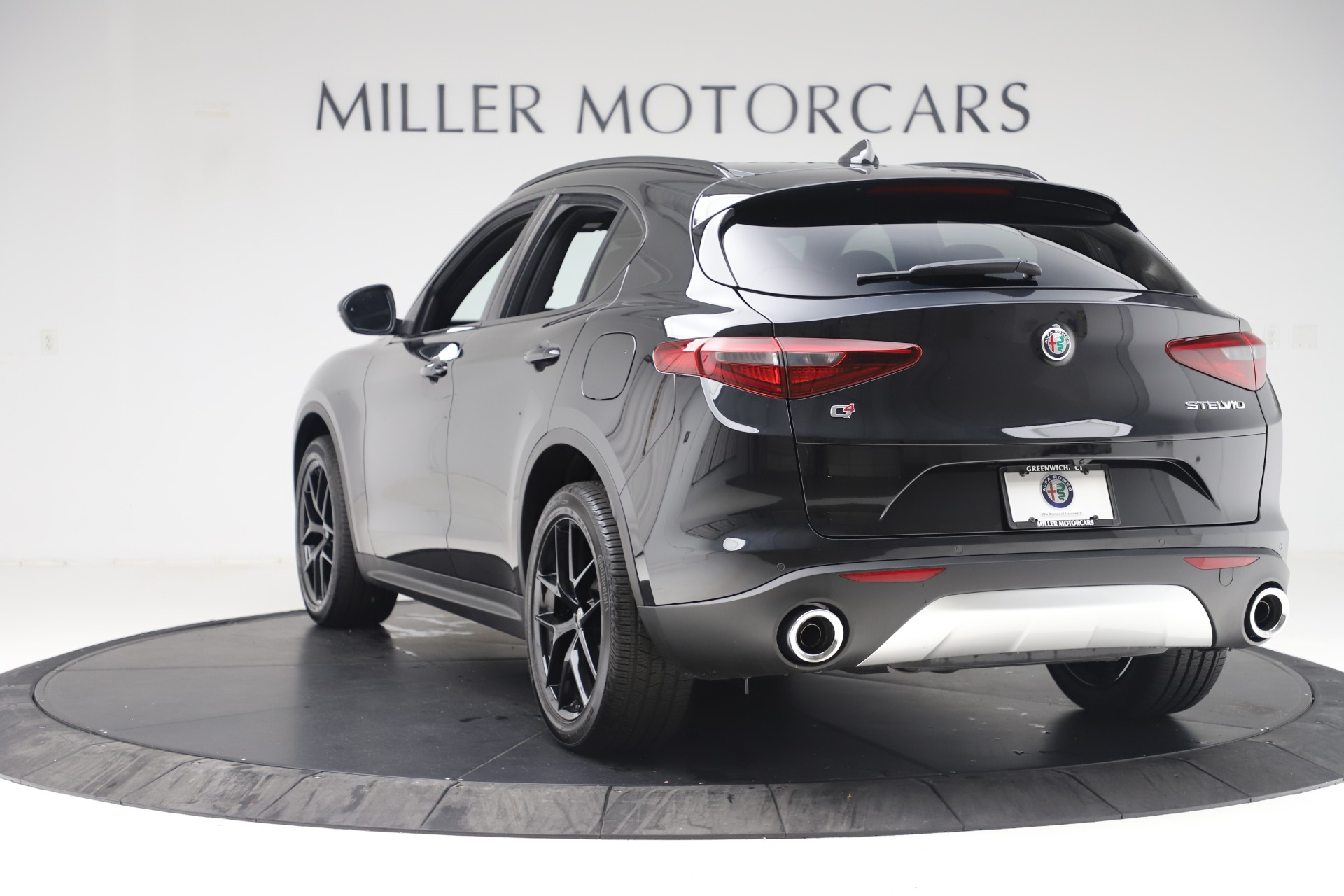 New 2019 Alfa Romeo Stelvio Ti Sport Q4 For Sale In Westport, CT 3283_p5