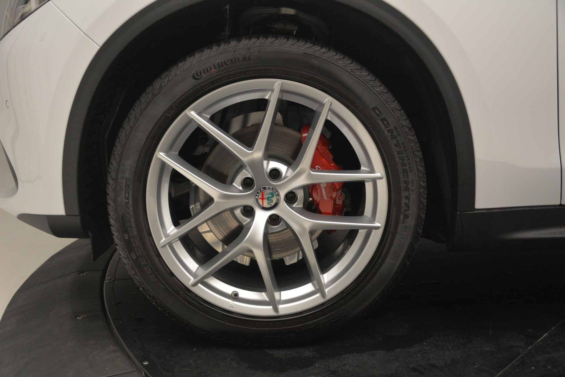 New 2019 Alfa Romeo Stelvio Ti Sport Q4 For Sale In Westport, CT 3285_p30