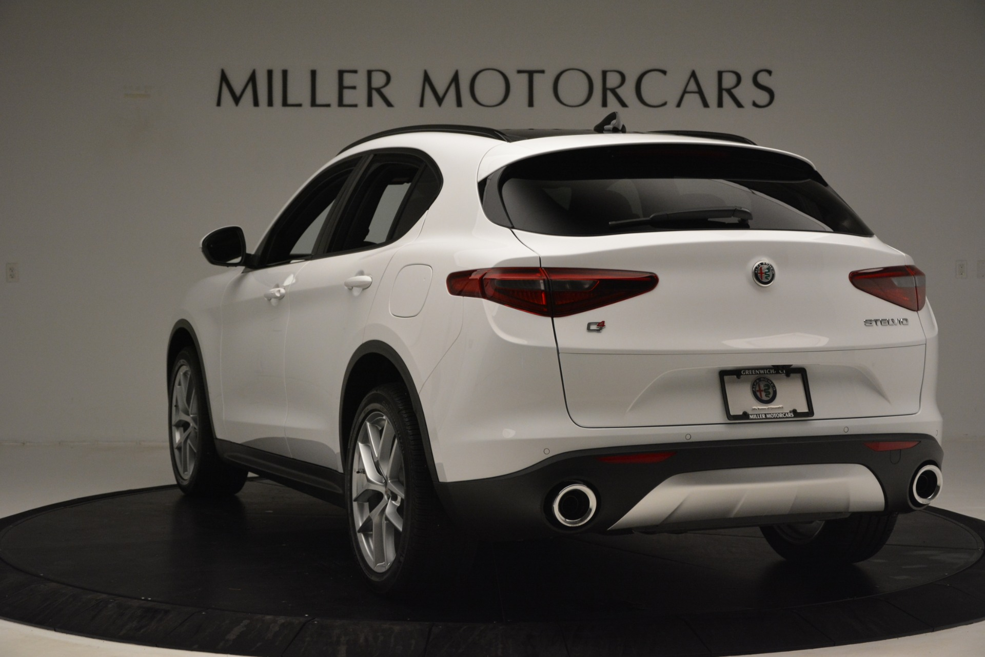 New 2019 Alfa Romeo Stelvio Ti Sport Q4 For Sale In Westport, CT 3286_p5