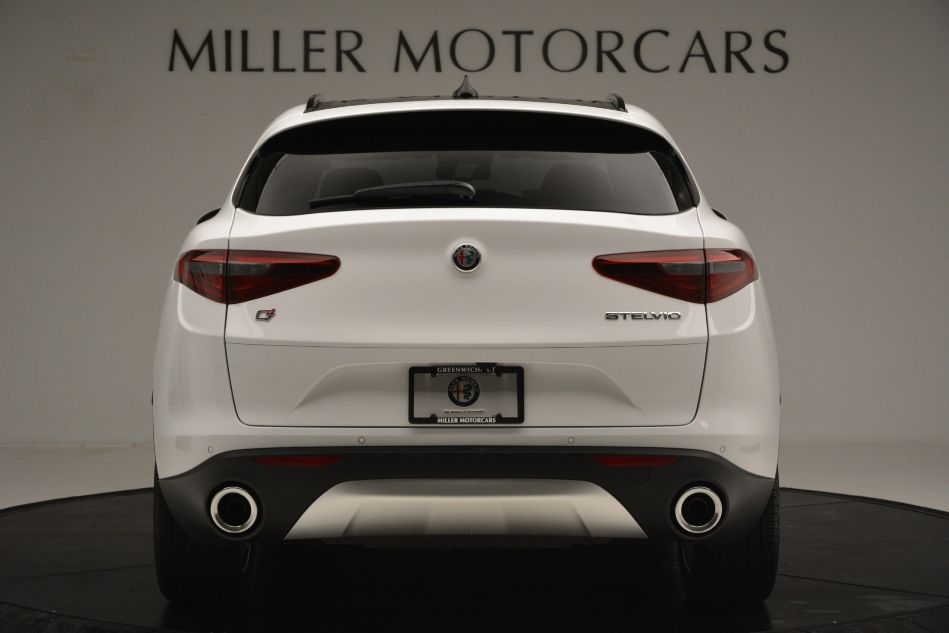 New 2019 Alfa Romeo Stelvio Ti Sport Q4 For Sale In Westport, CT 3286_p6