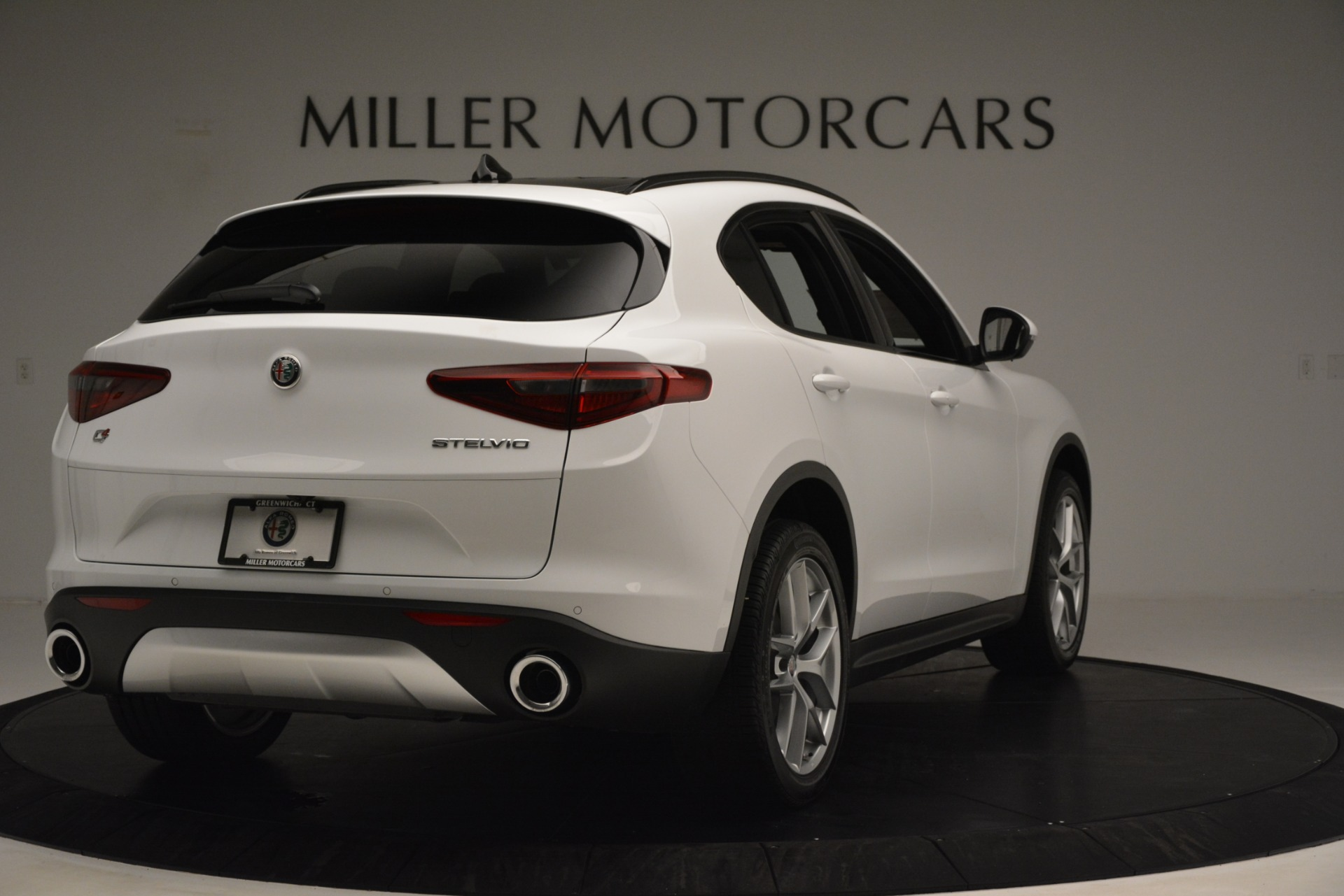 New 2019 Alfa Romeo Stelvio Ti Sport Q4 For Sale In Westport, CT 3286_p7