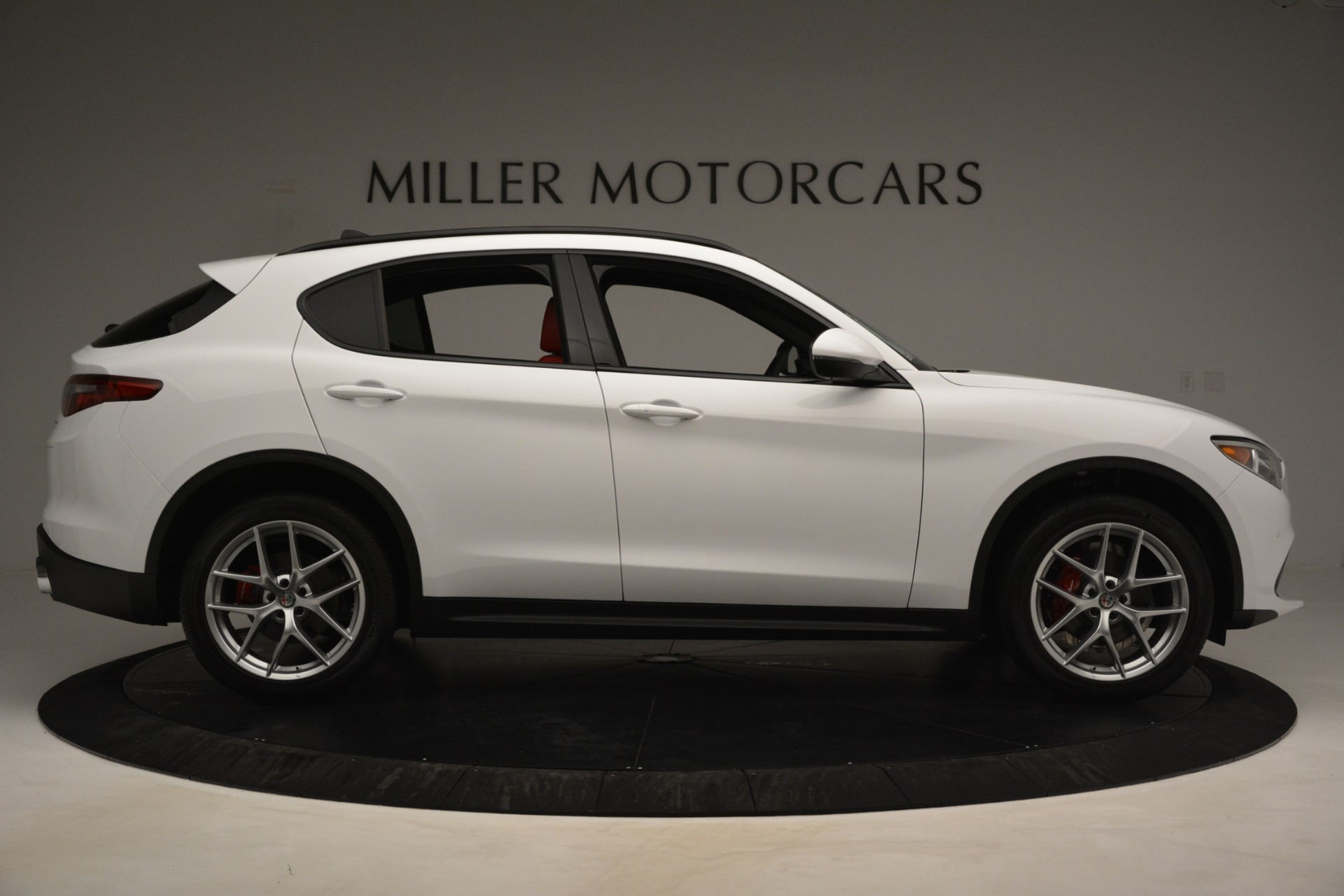 New 2019 Alfa Romeo Stelvio Ti Sport Q4 For Sale In Westport, CT 3286_p9