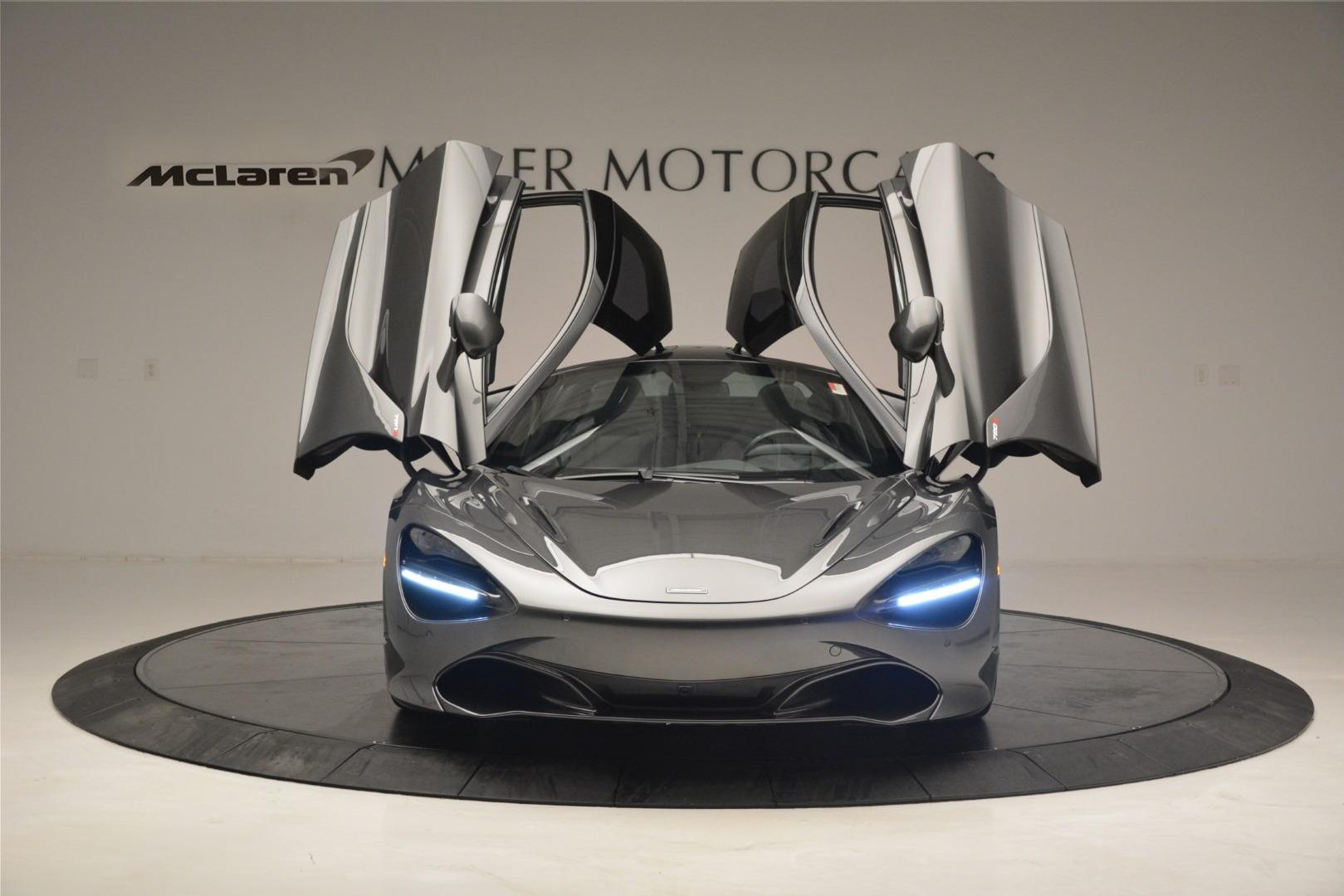 Used 2018 McLaren 720S Coupe For Sale In Westport, CT 3287_p12