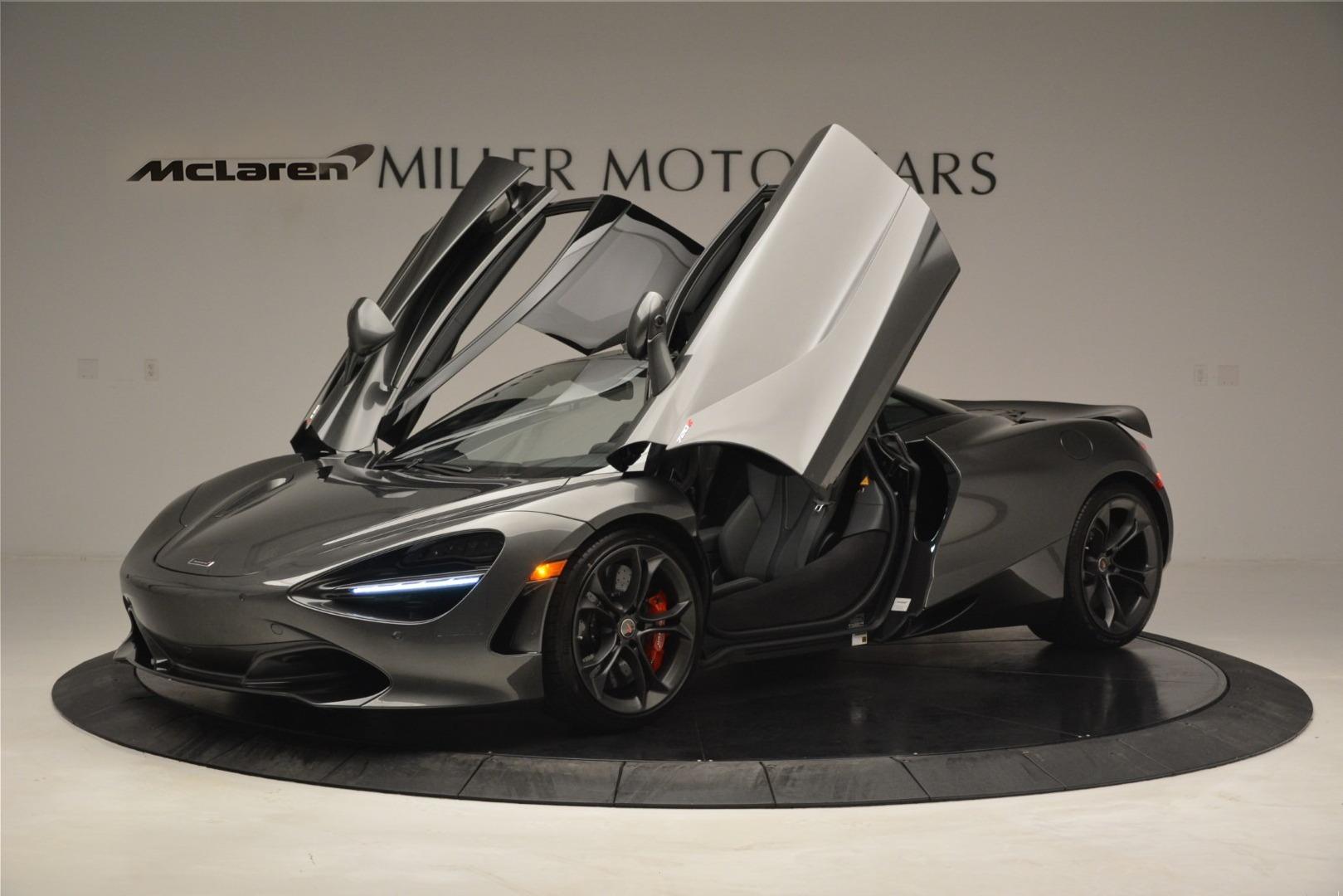 Used 2018 McLaren 720S Coupe For Sale In Westport, CT 3287_p13
