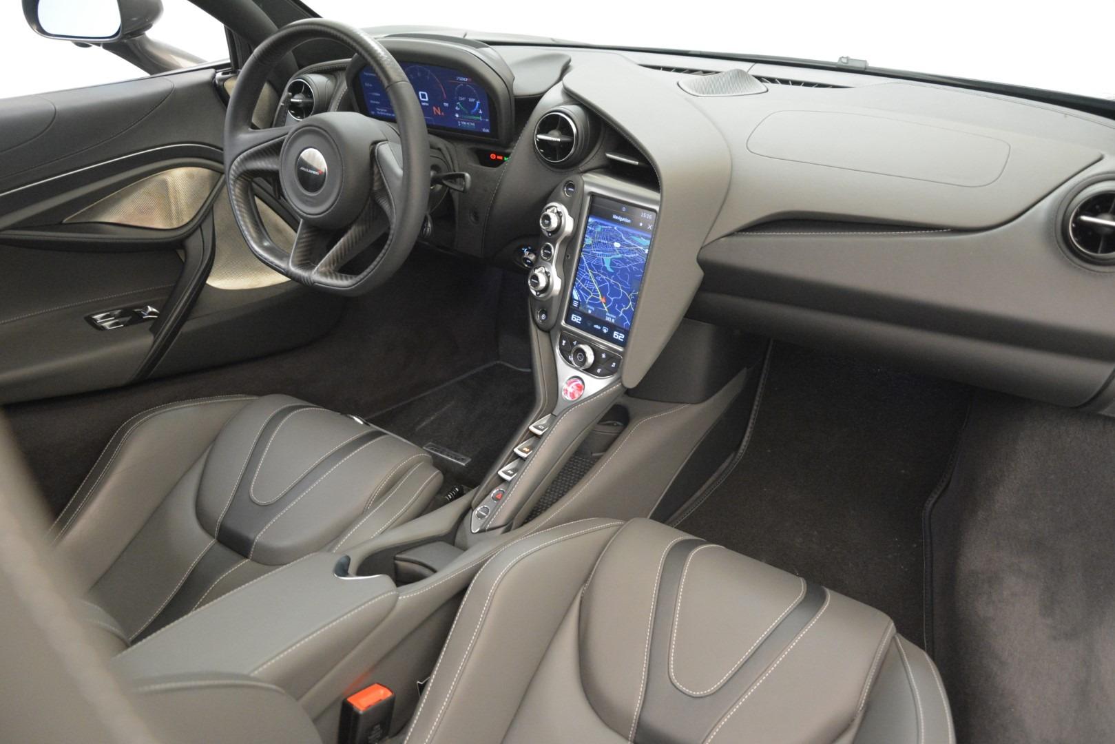 Used 2018 McLaren 720S Coupe For Sale In Westport, CT 3287_p17