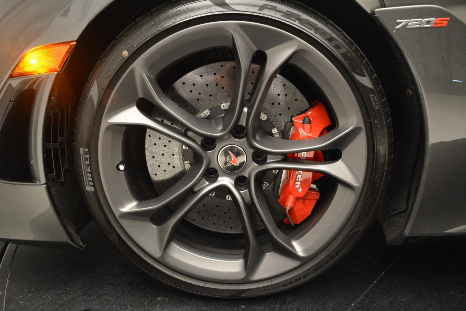 Used 2018 McLaren 720S Coupe For Sale In Westport, CT 3287_p20
