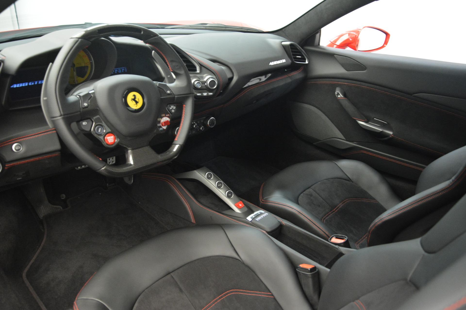 Used 2018 Ferrari 488 GTB  For Sale In Westport, CT 3288_p13