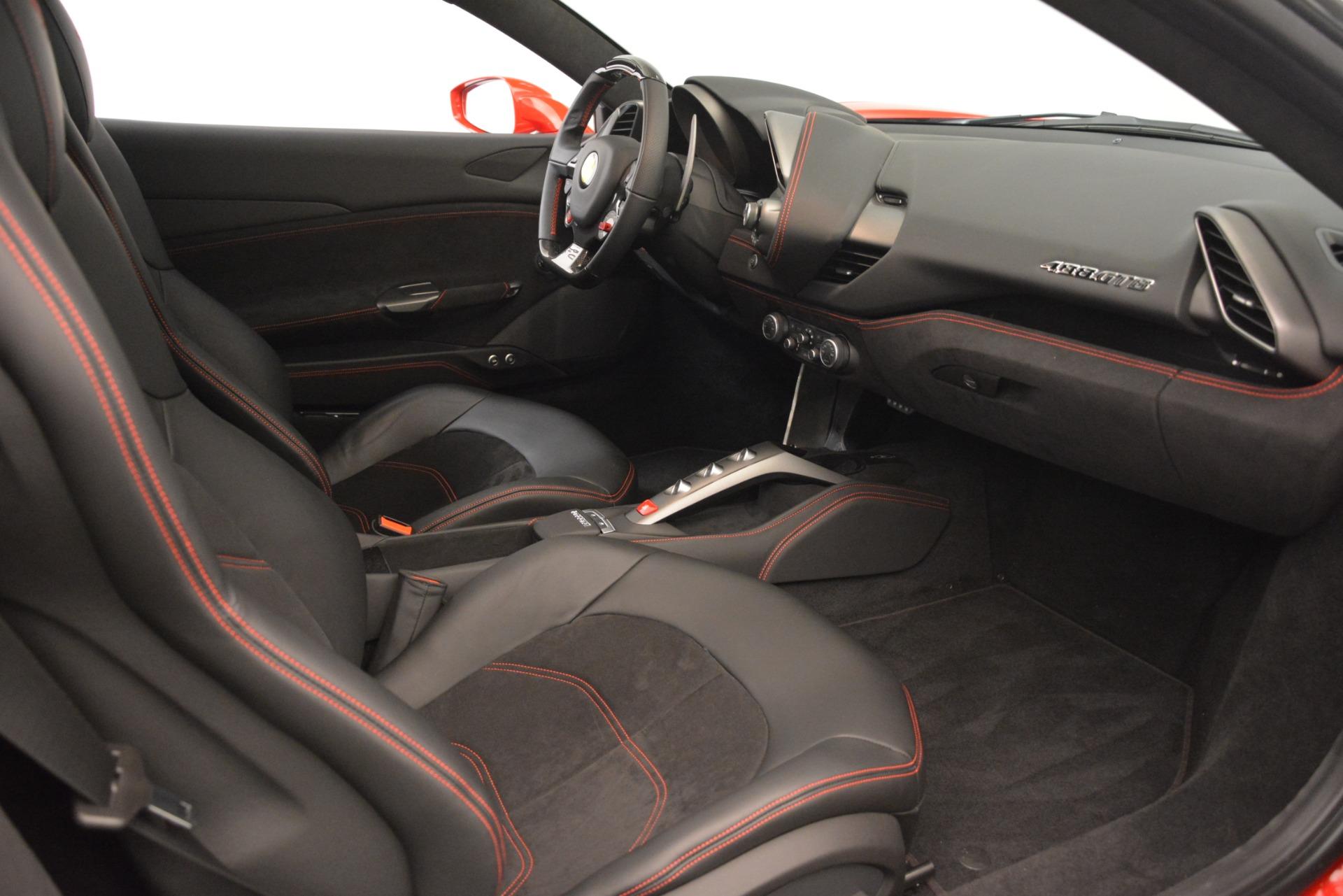 Used 2018 Ferrari 488 GTB  For Sale In Westport, CT 3288_p17