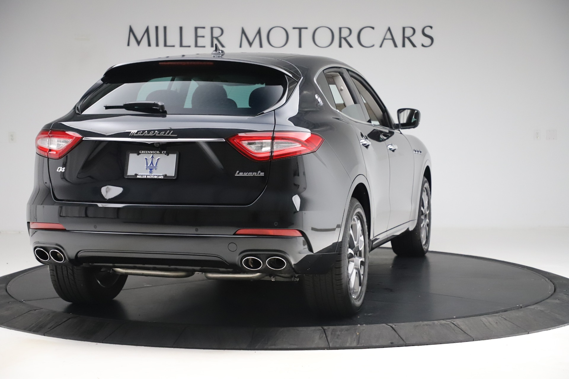 New 2019 Maserati Levante Q4 For Sale In Westport, CT 3289_p7