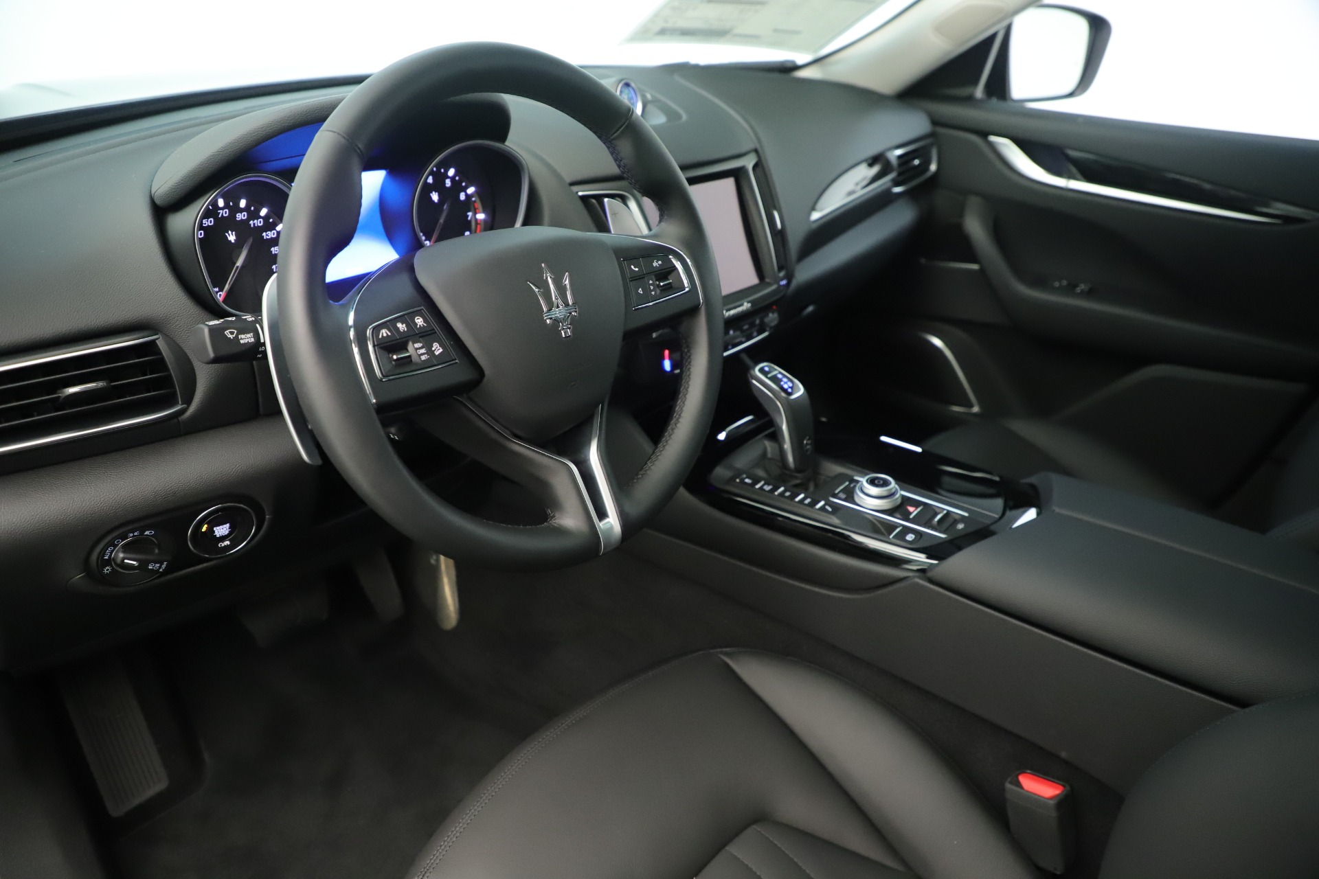 New 2019 Maserati Levante Q4 Nerissimo For Sale In Westport, CT 3290_p13