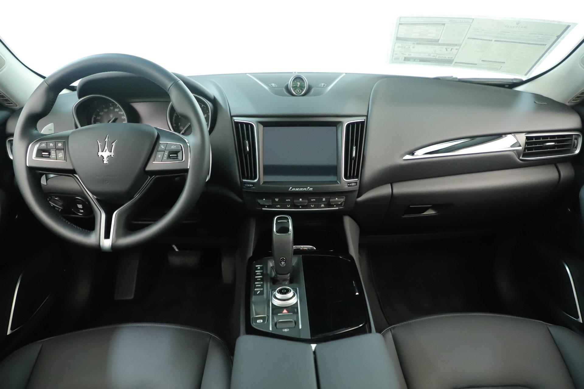 New 2019 Maserati Levante Q4 Nerissimo For Sale In Westport, CT 3290_p16
