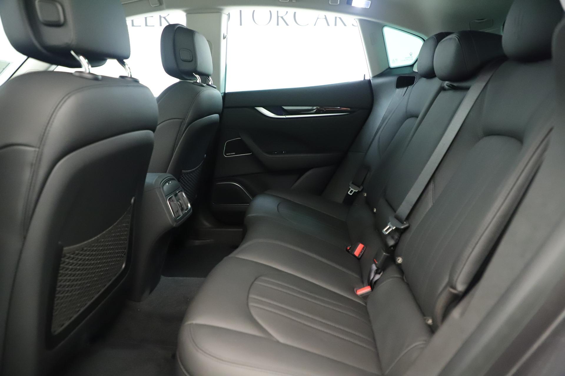 New 2019 Maserati Levante Q4 Nerissimo For Sale In Westport, CT 3290_p19