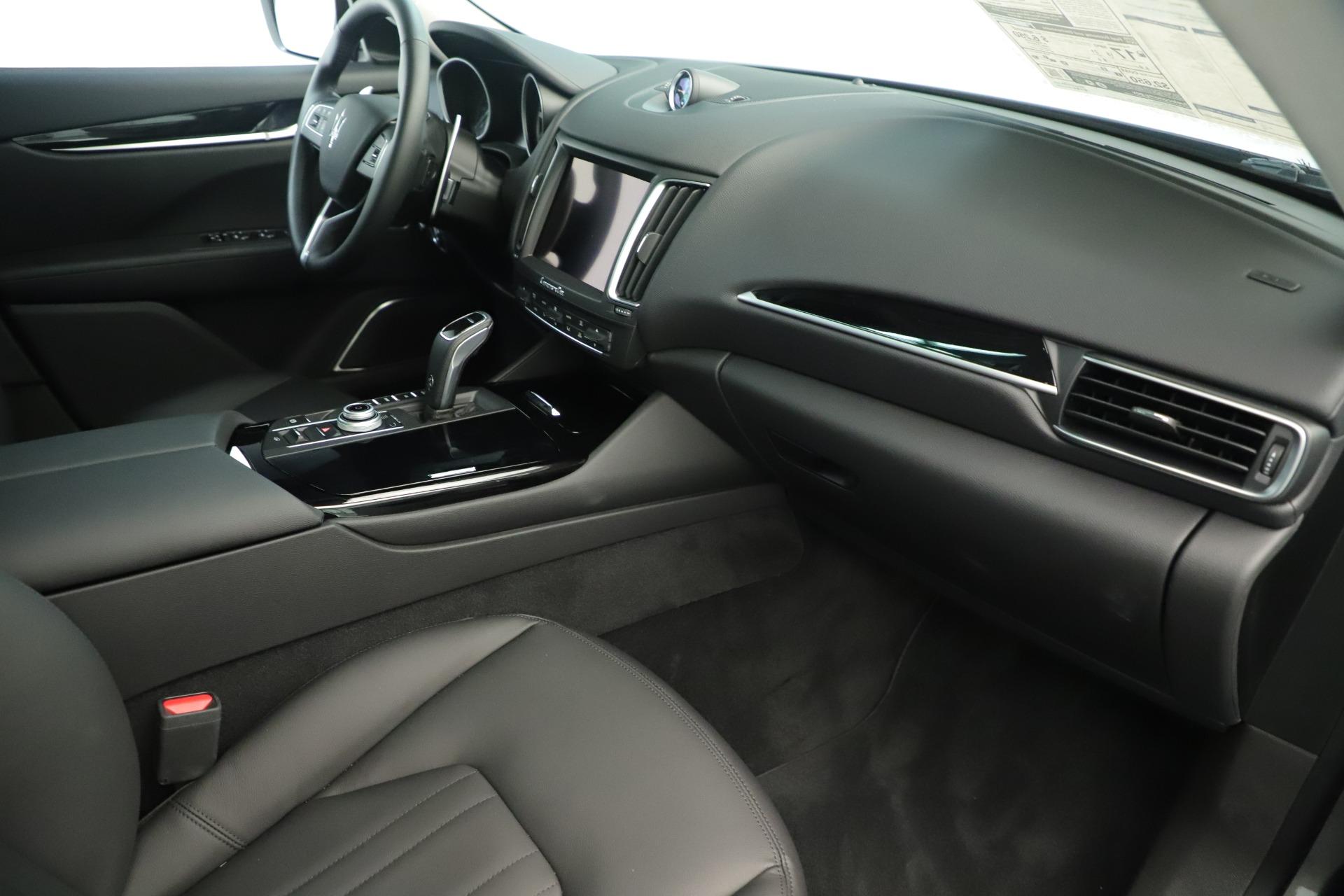 New 2019 Maserati Levante Q4 Nerissimo For Sale In Westport, CT 3290_p22