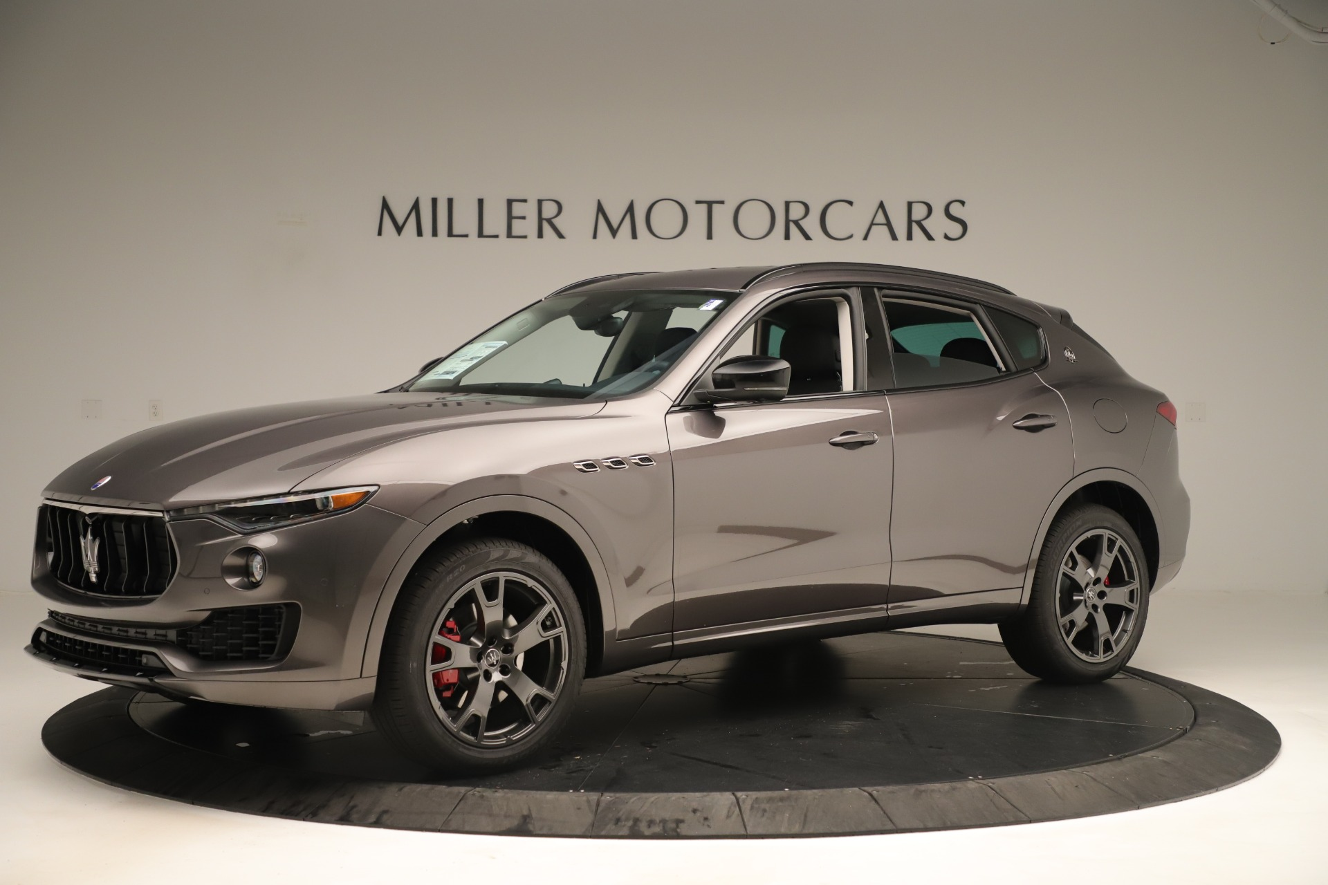New 2019 Maserati Levante Q4 Nerissimo For Sale In Westport, CT 3290_p2