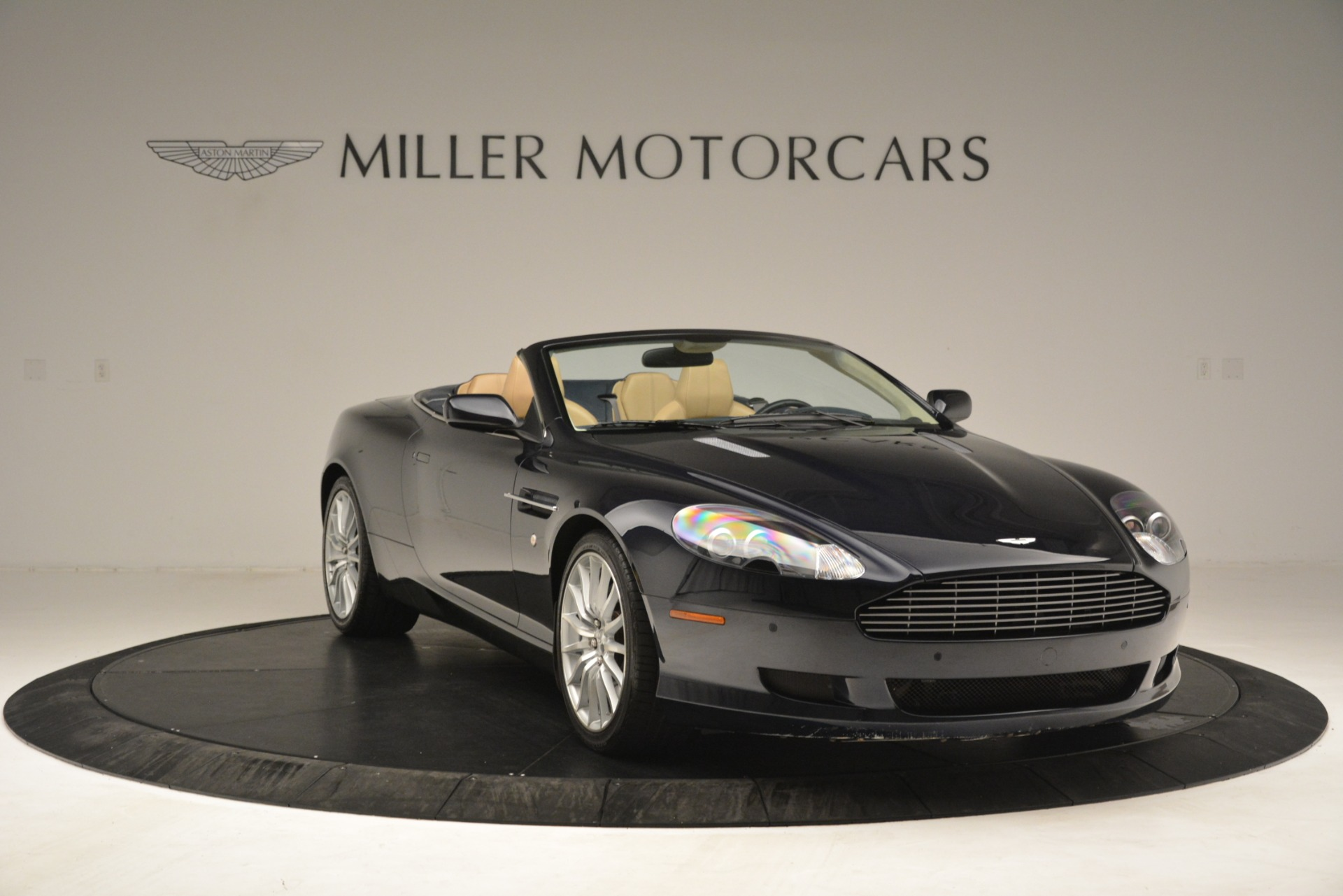 Used 2007 Aston Martin DB9 Convertible For Sale In Westport, CT 3291_p11