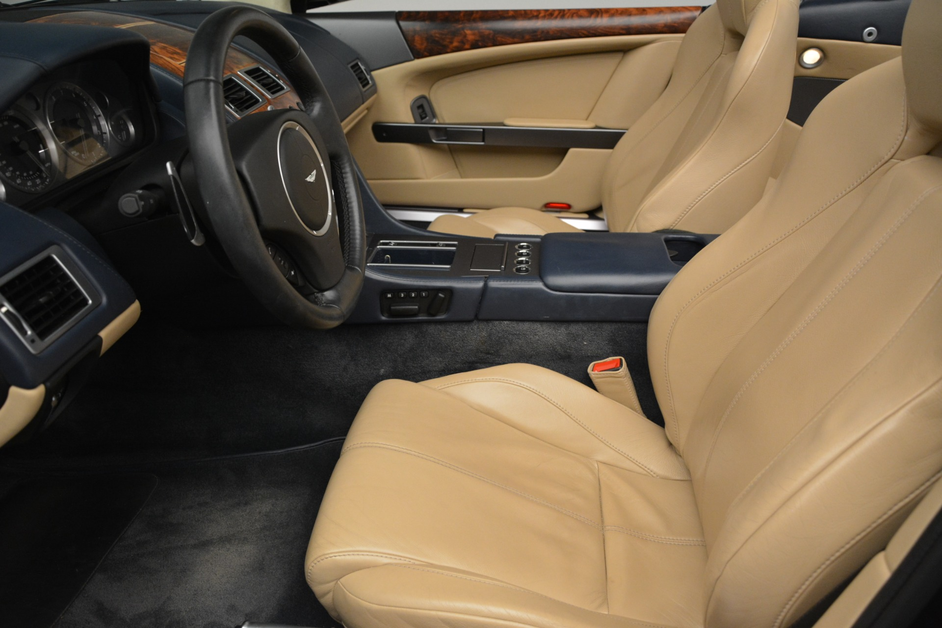 Used 2007 Aston Martin DB9 Convertible For Sale In Westport, CT 3291_p15