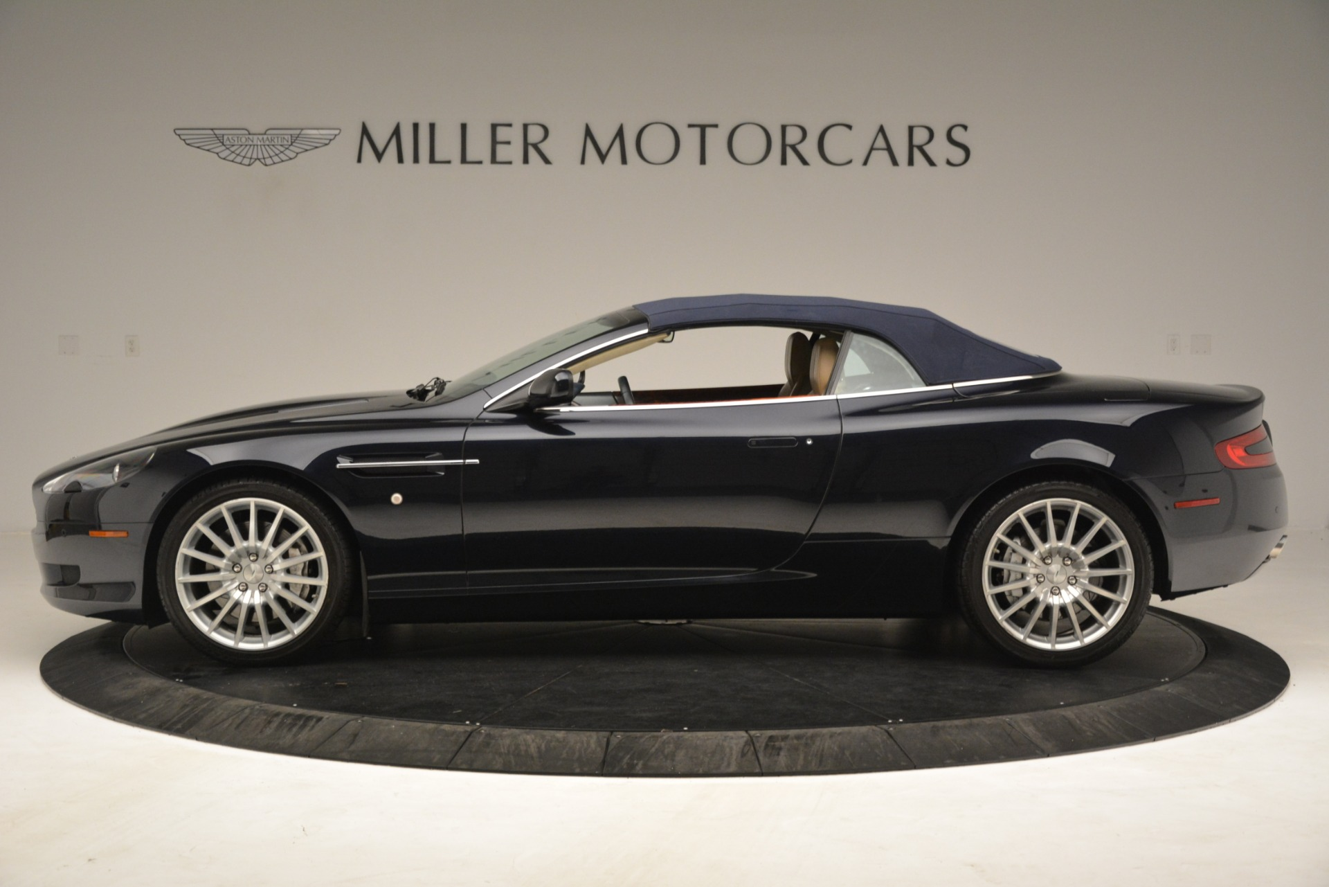 Used 2007 Aston Martin DB9 Convertible For Sale In Westport, CT 3291_p24