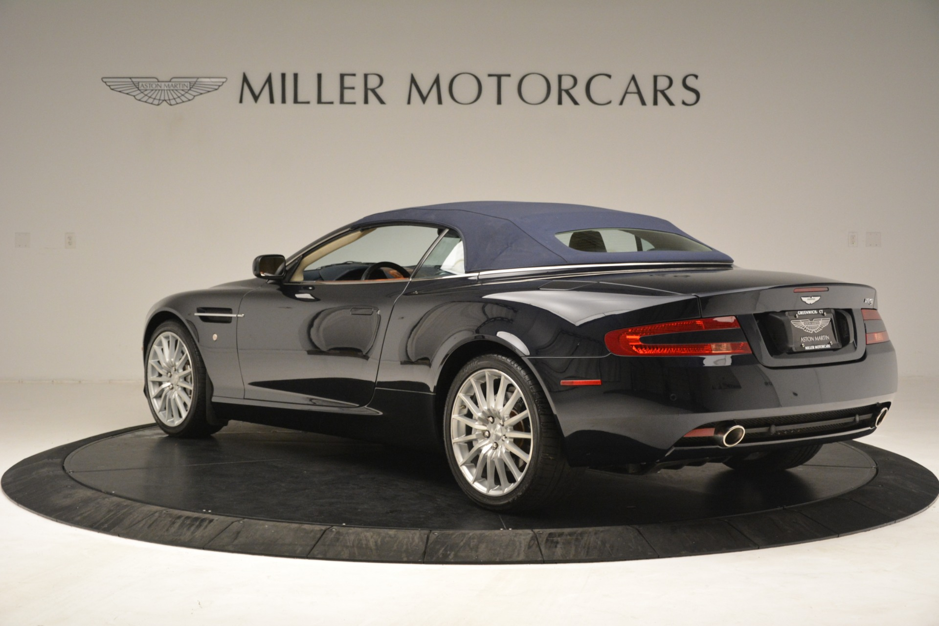 Used 2007 Aston Martin DB9 Convertible For Sale In Westport, CT 3291_p26