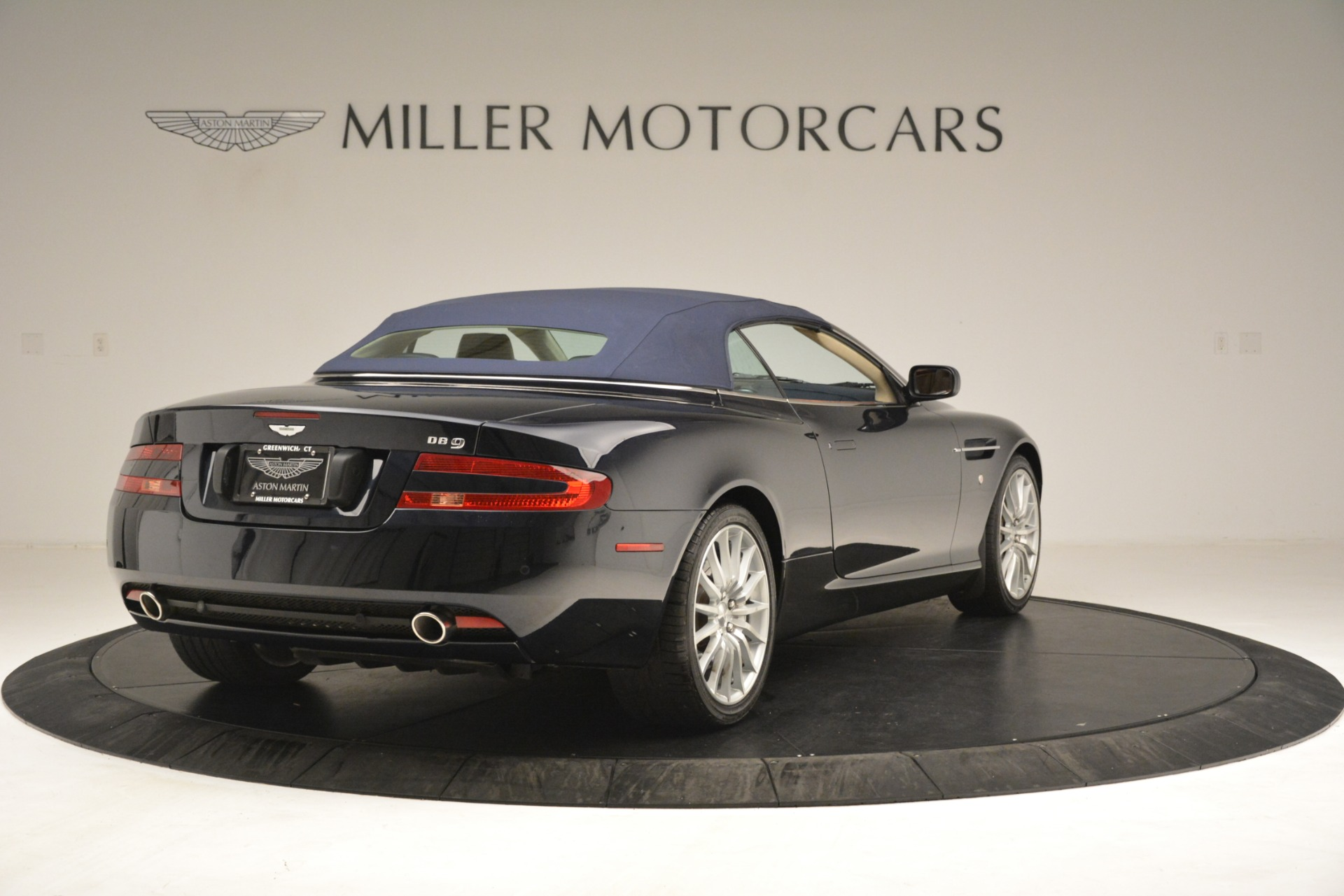 Used 2007 Aston Martin DB9 Convertible For Sale In Westport, CT 3291_p28