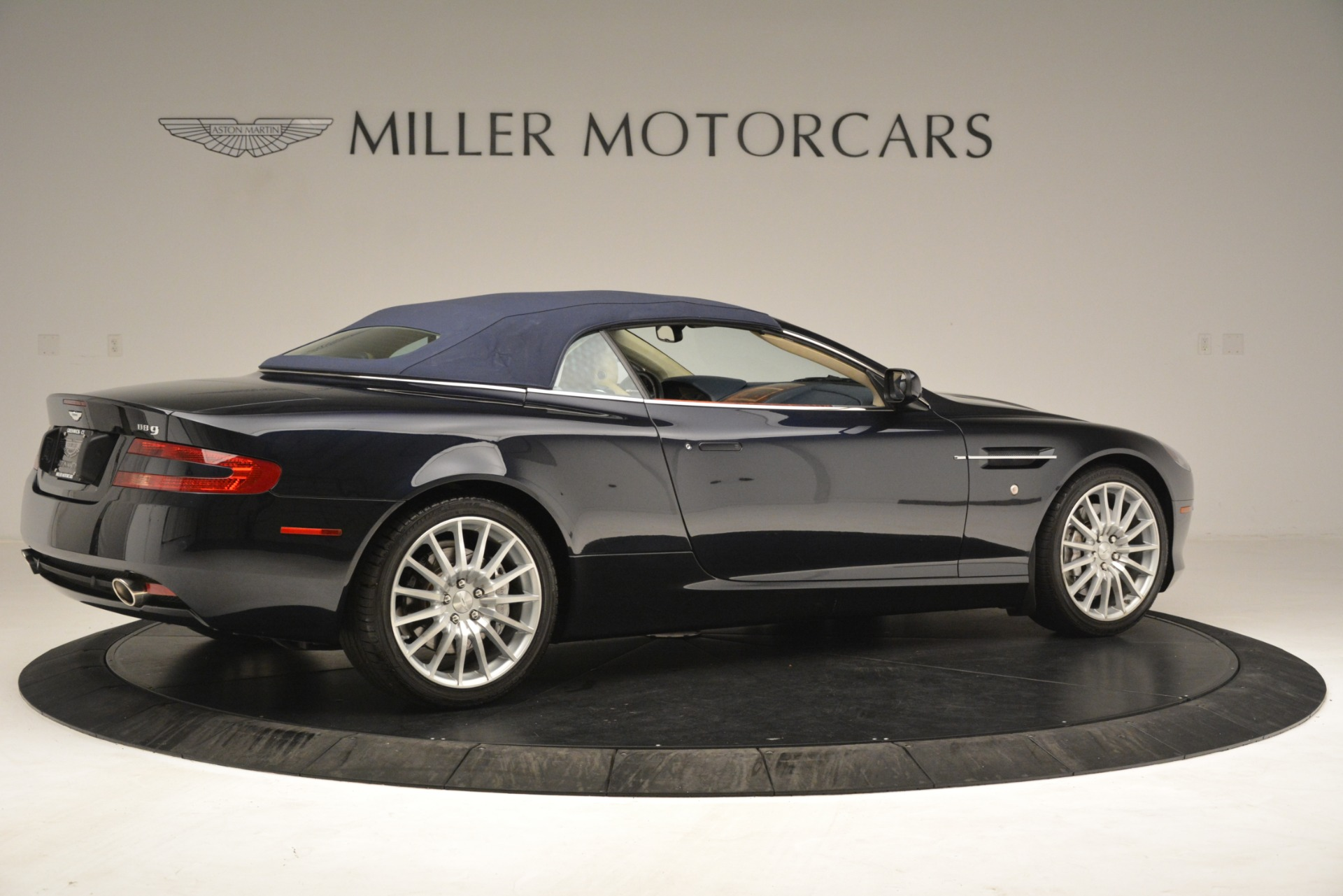 Used 2007 Aston Martin DB9 Convertible For Sale In Westport, CT 3291_p29
