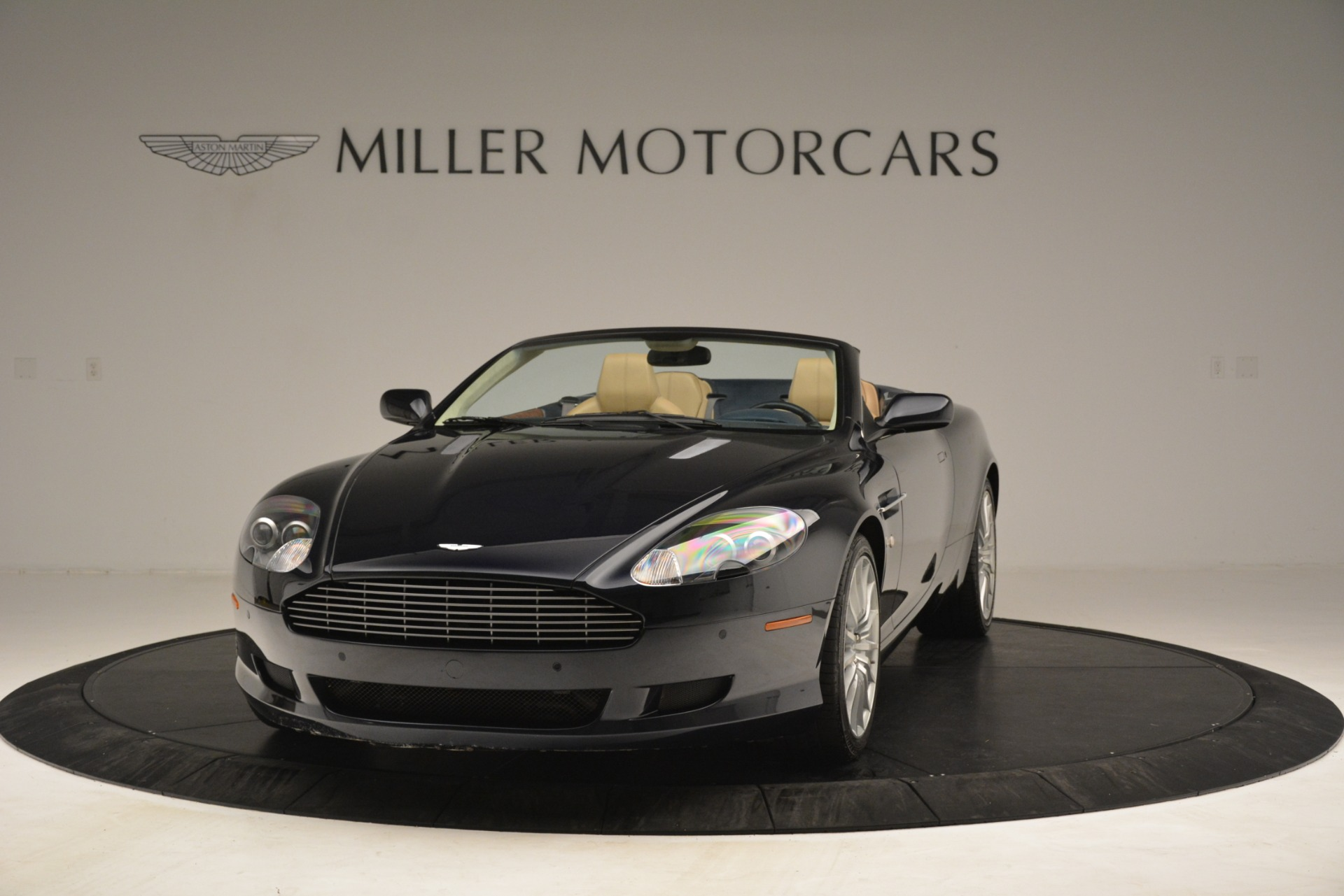 Used 2007 Aston Martin DB9 Convertible For Sale In Westport, CT 3291_p2