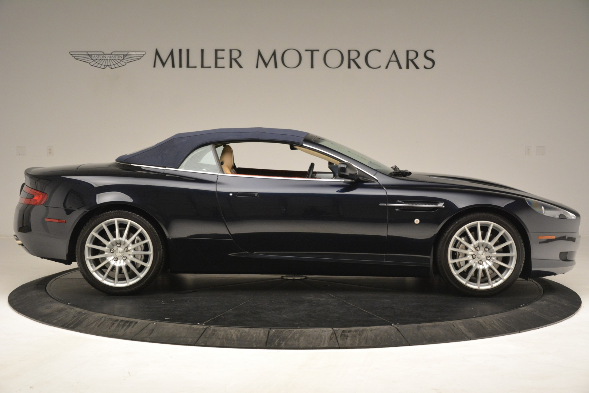 Used 2007 Aston Martin DB9 Convertible For Sale In Westport, CT 3291_p30
