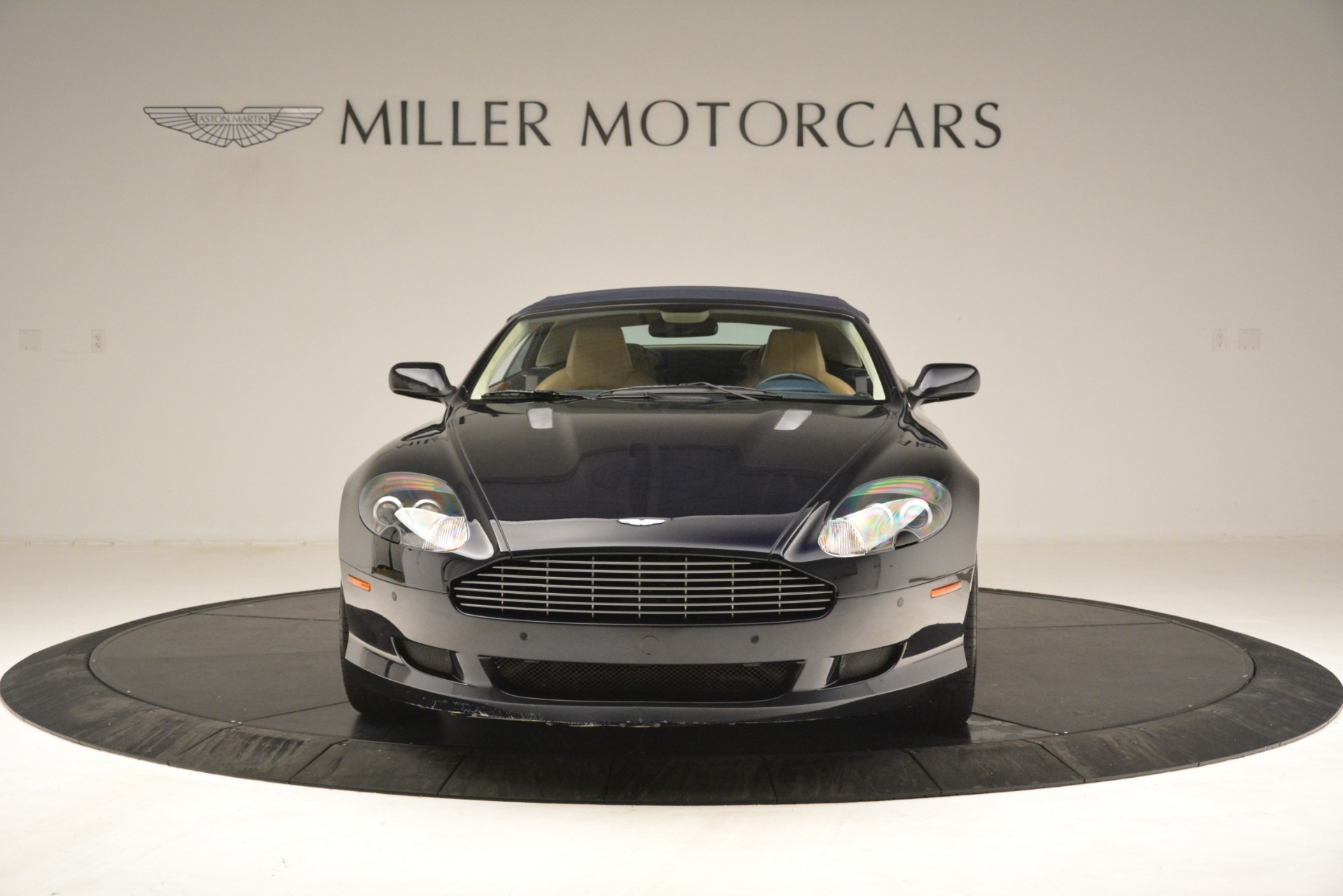 Used 2007 Aston Martin DB9 Convertible For Sale In Westport, CT 3291_p33