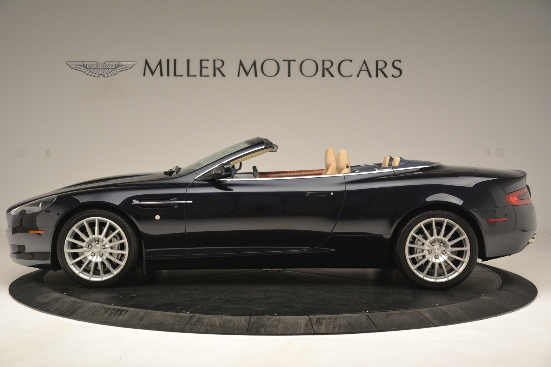 Used 2007 Aston Martin DB9 Convertible For Sale In Westport, CT 3291_p3