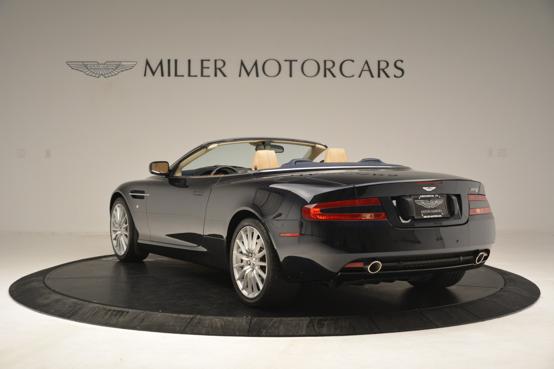 Used 2007 Aston Martin DB9 Convertible For Sale In Westport, CT 3291_p5