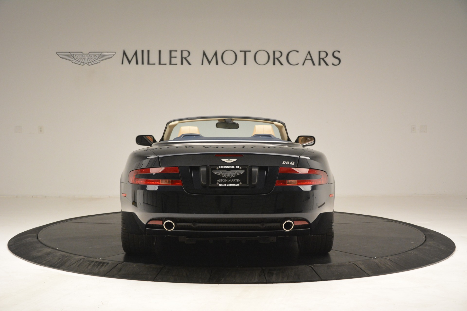 Used 2007 Aston Martin DB9 Convertible For Sale In Westport, CT 3291_p6