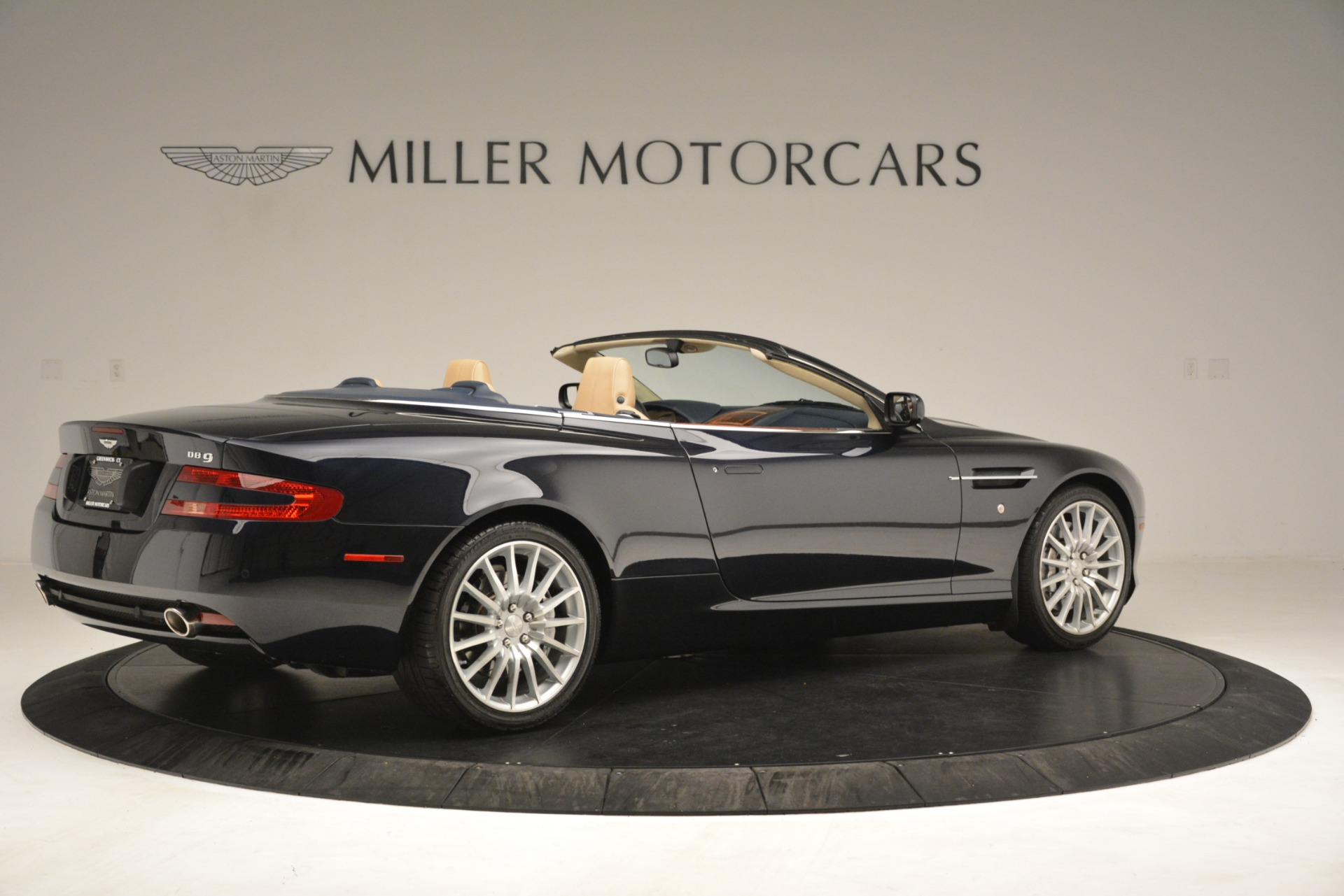 Used 2007 Aston Martin DB9 Convertible For Sale In Westport, CT 3291_p8