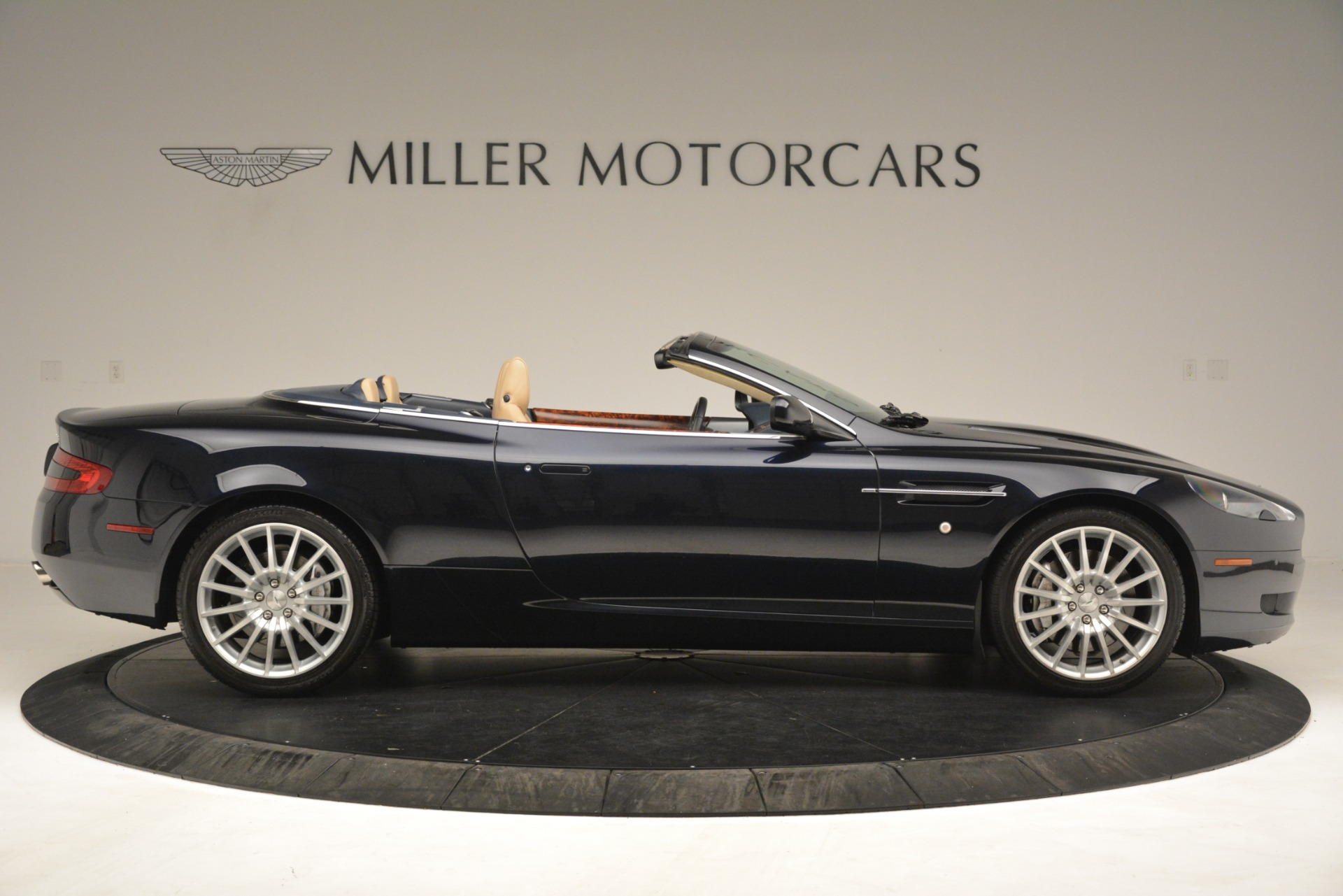 Used 2007 Aston Martin DB9 Convertible For Sale In Westport, CT 3291_p9