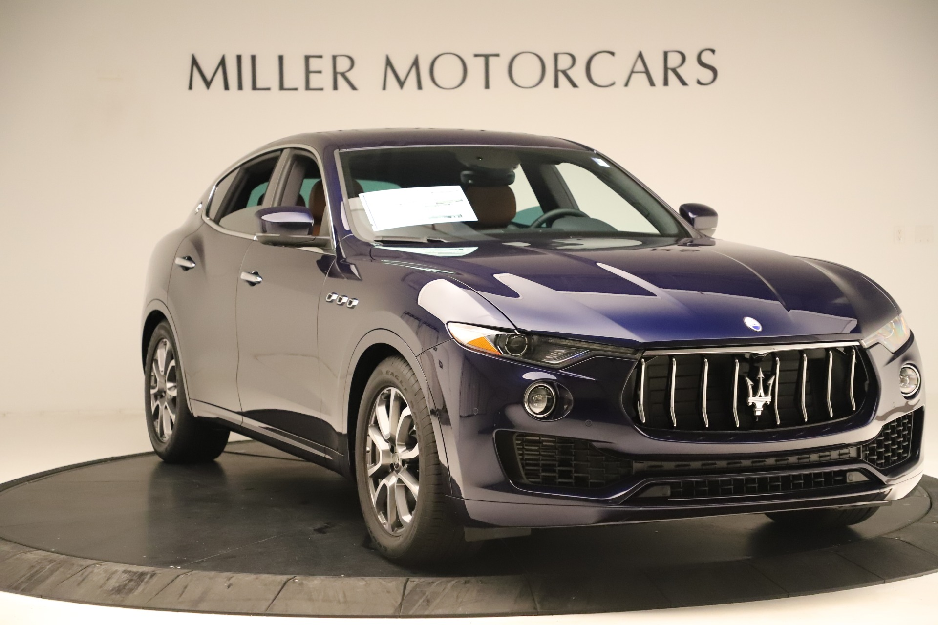 New 2019 Maserati Levante Q4 For Sale In Westport, CT 3293_p11