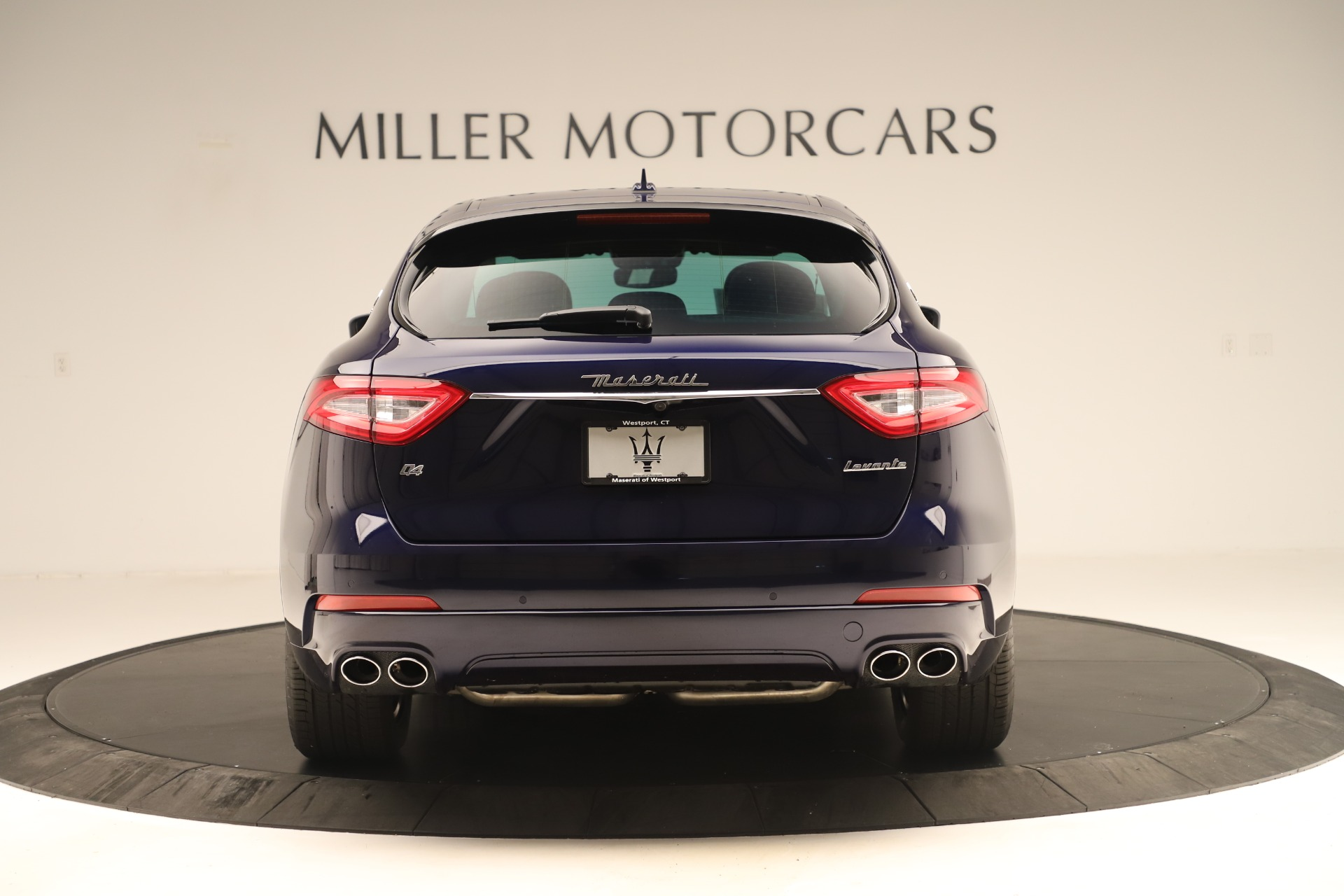 New 2019 Maserati Levante Q4 For Sale In Westport, CT 3293_p6