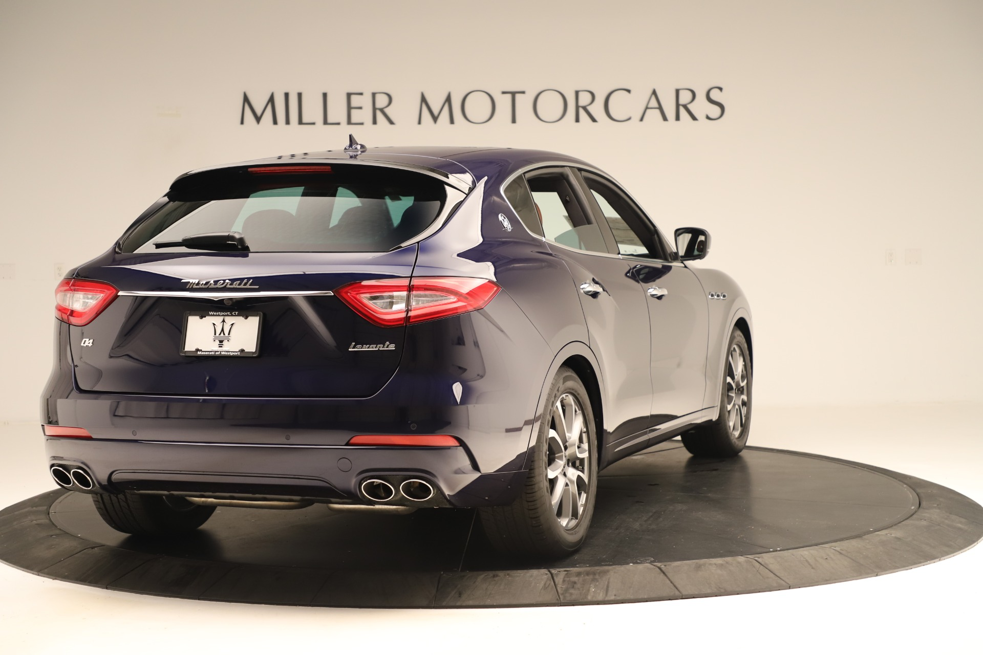 New 2019 Maserati Levante Q4 For Sale In Westport, CT 3293_p7